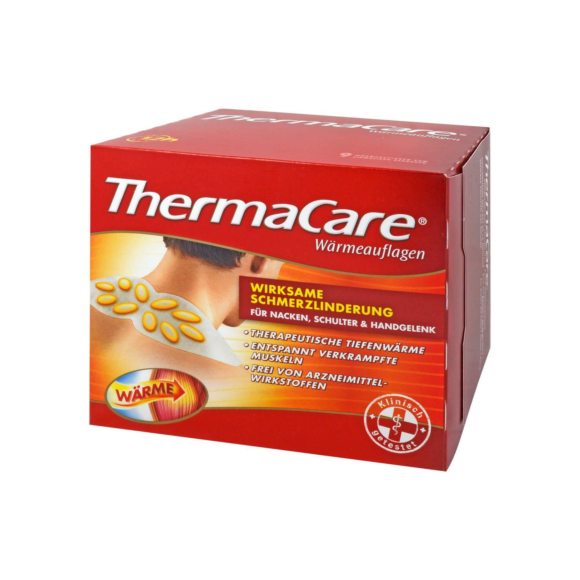 Thermacare ThermaCare Wärmeauflage , 9 St