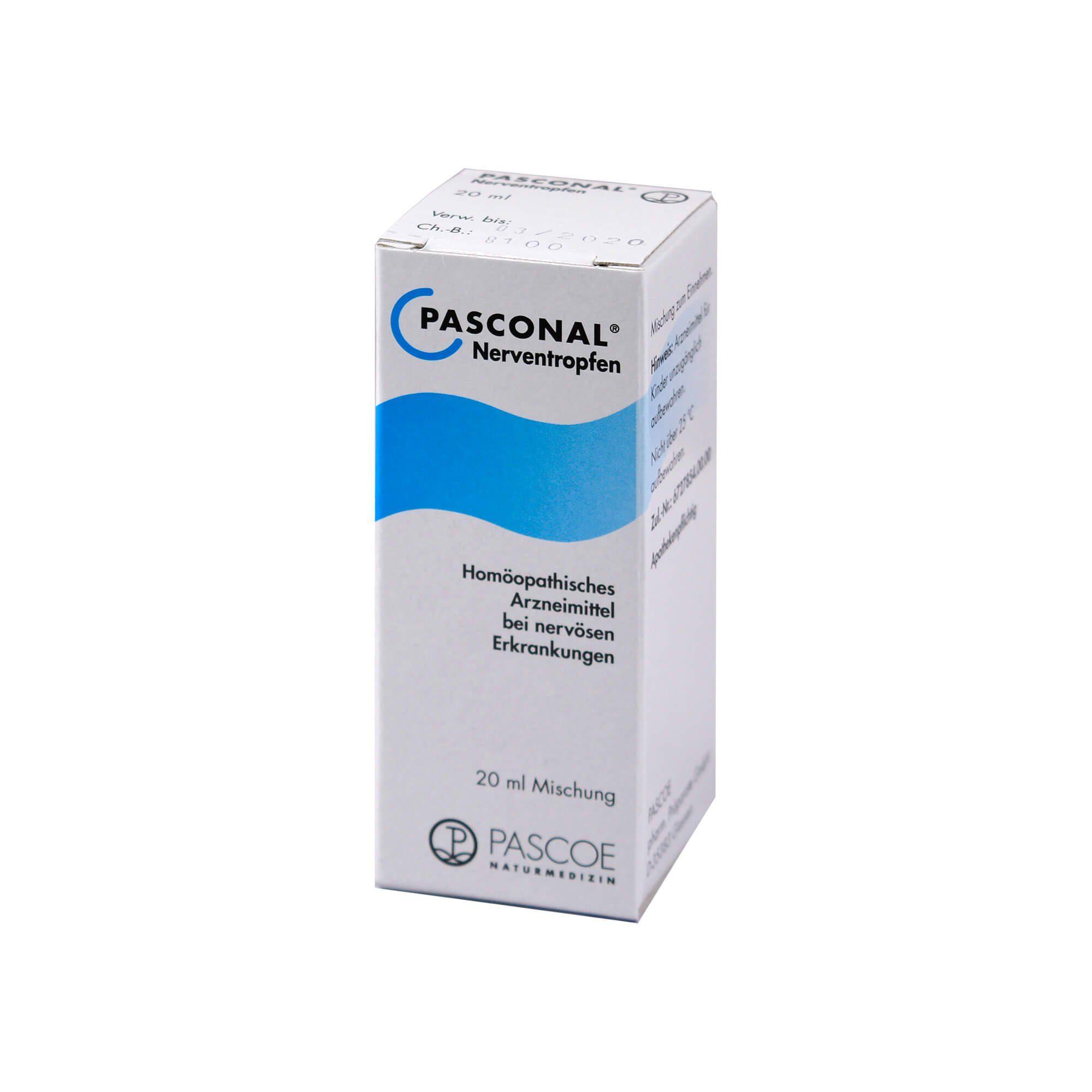 Pasconal, 20 ml