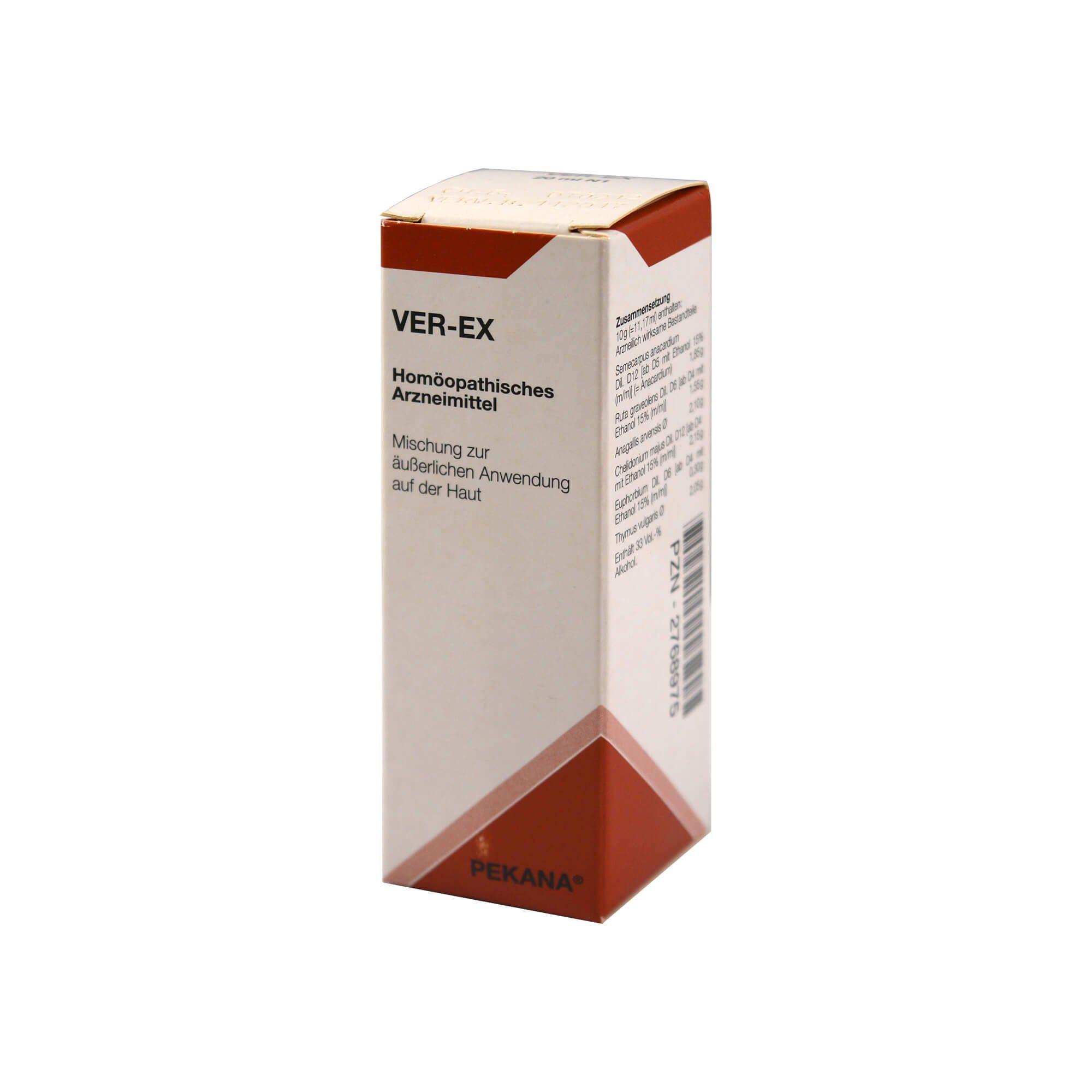 Ver Ex Tropfen , 20 ml