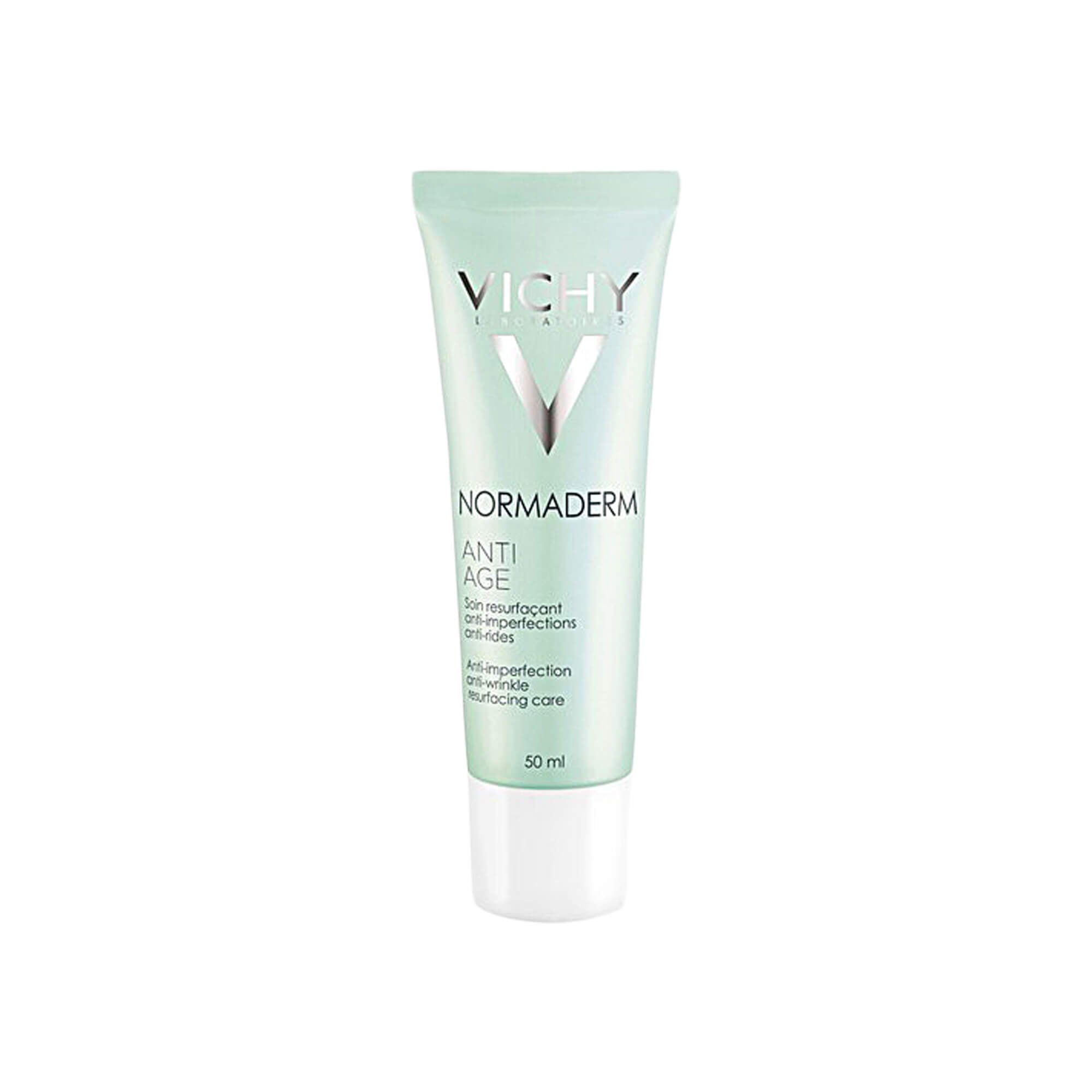 Vichy Normaderm Anti-Age - Gegen Hautunreinheiten und Falten (, 50 ml)