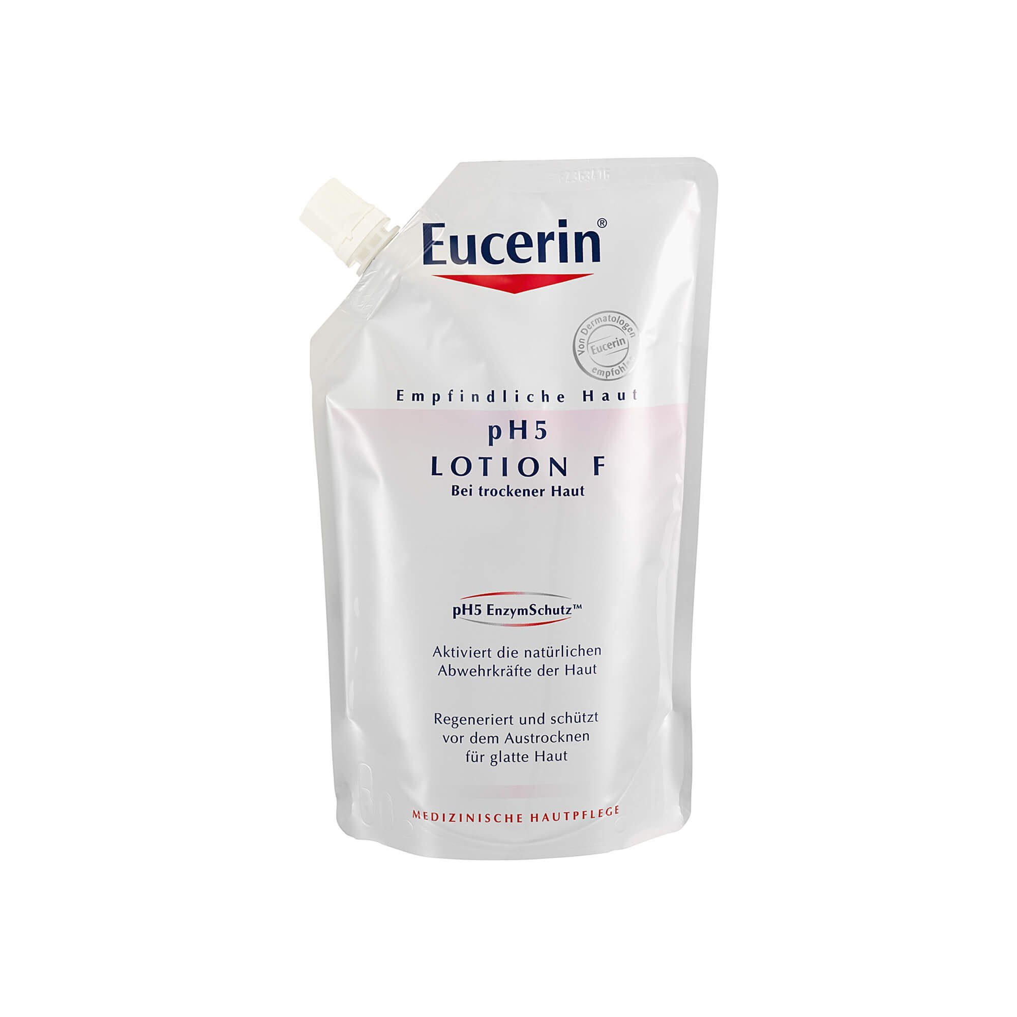 Eucerin Eucerin pH5 Intensiv Lotio F Nachfüllbeutel , 400 ml