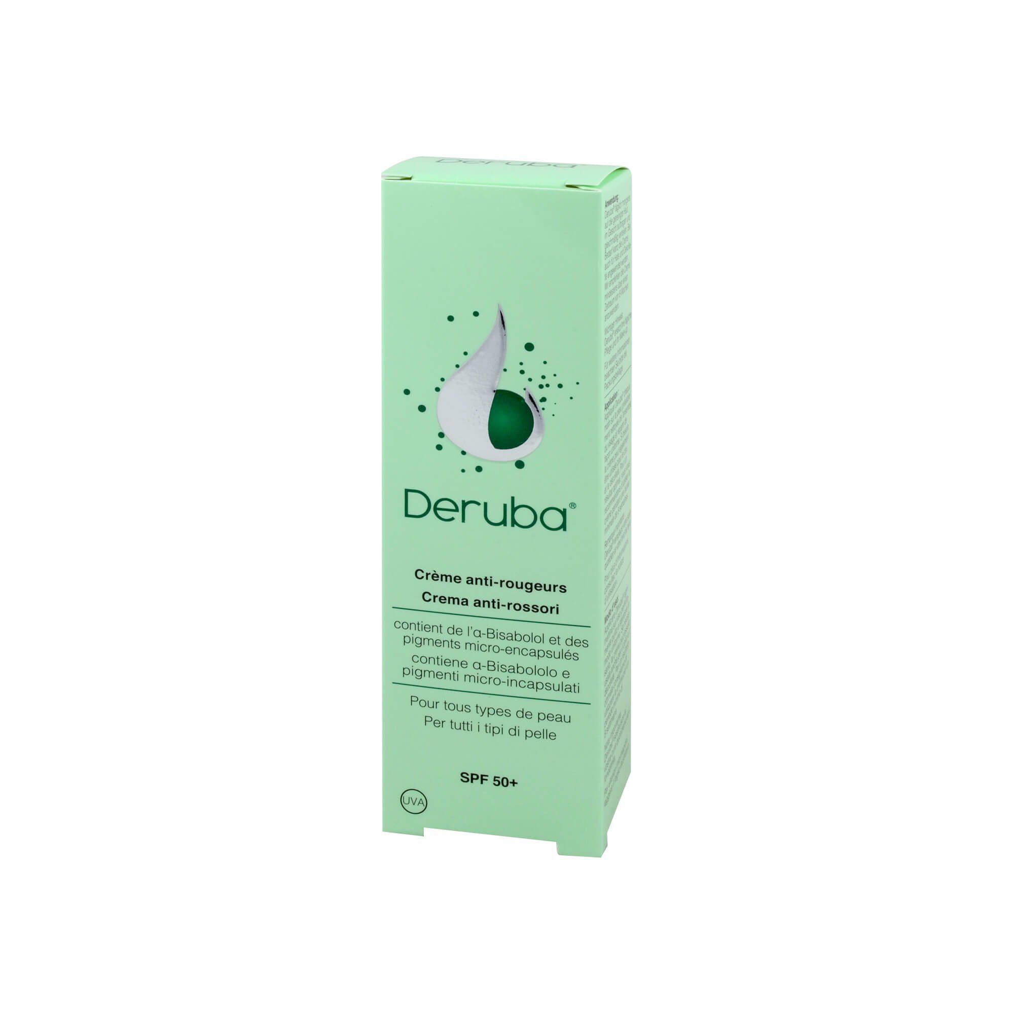 Deruba Spezialcreme bei Rötungen, 30 ml