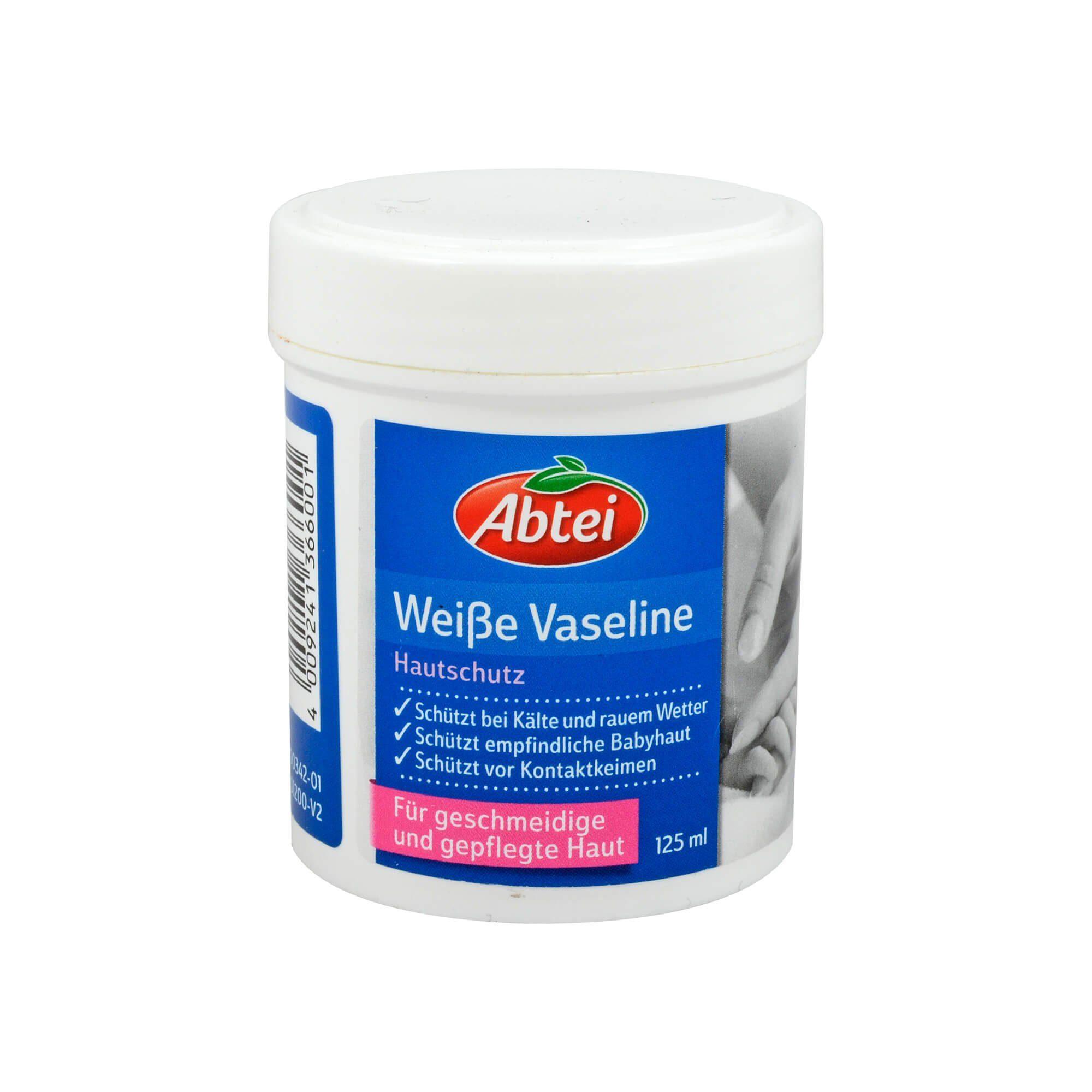 Abtei Weiße Vaseline , 125 ml