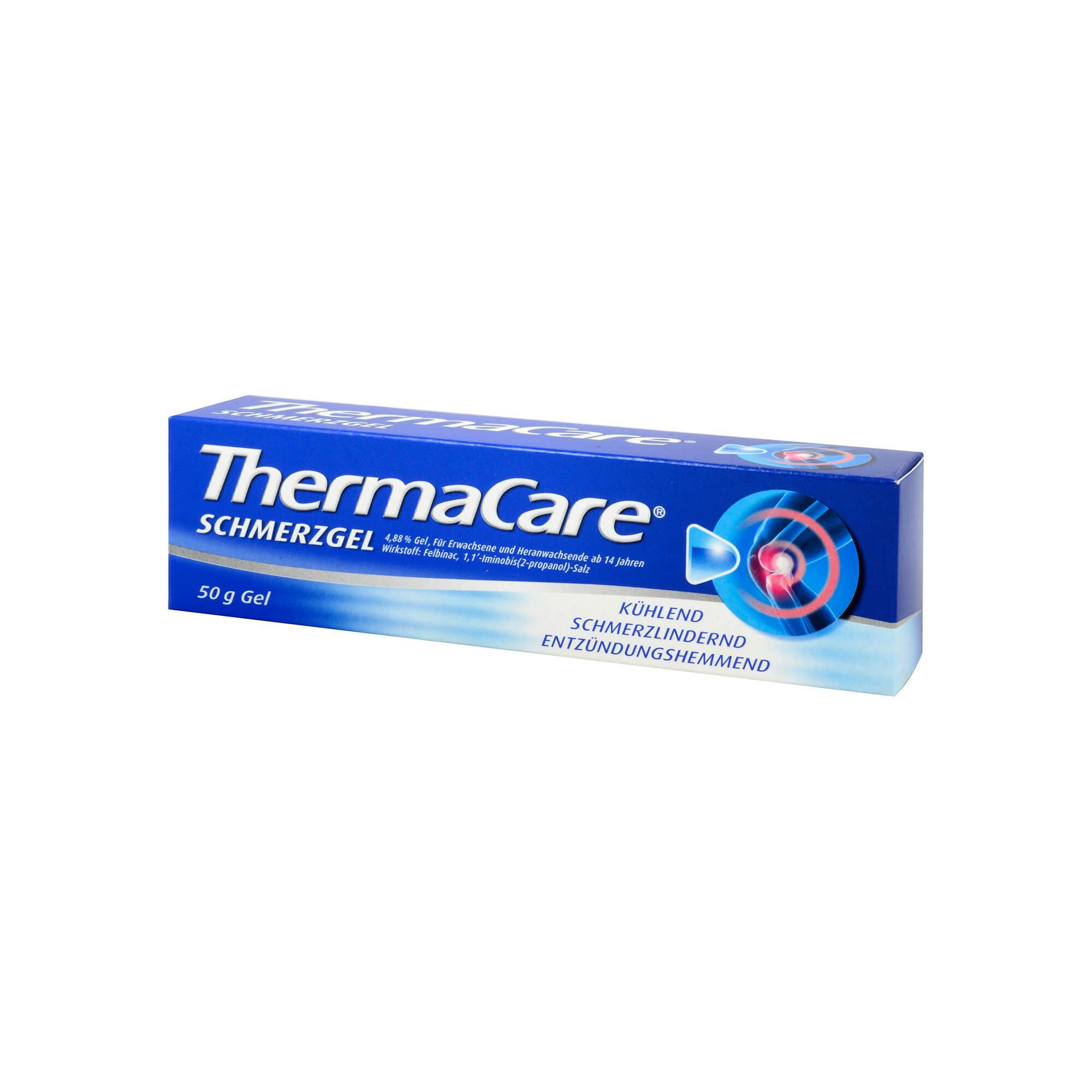 Thermacare ThermaCare Schmerzgel , 50 g