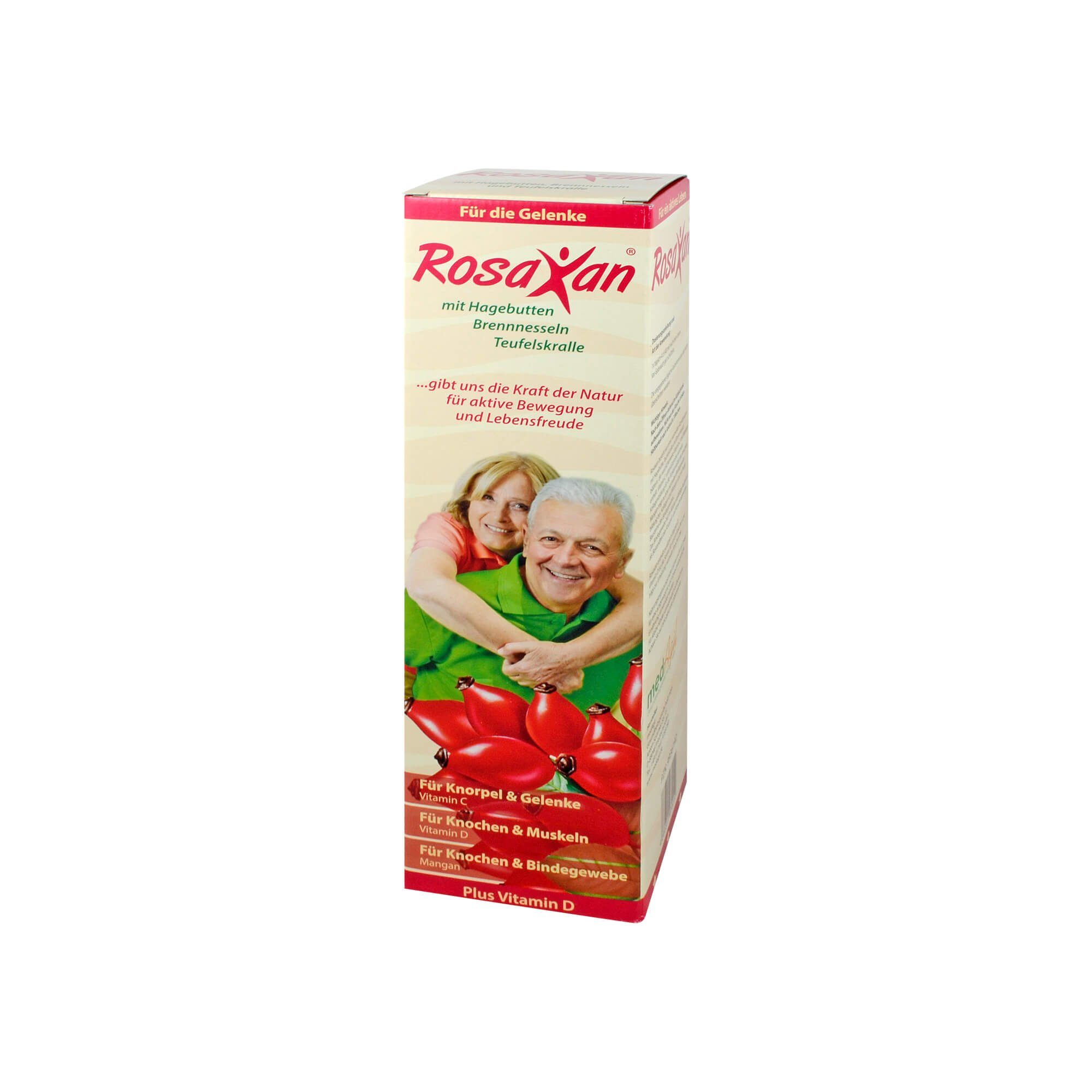 Rosaxan plus Vitamin D , 750 ml