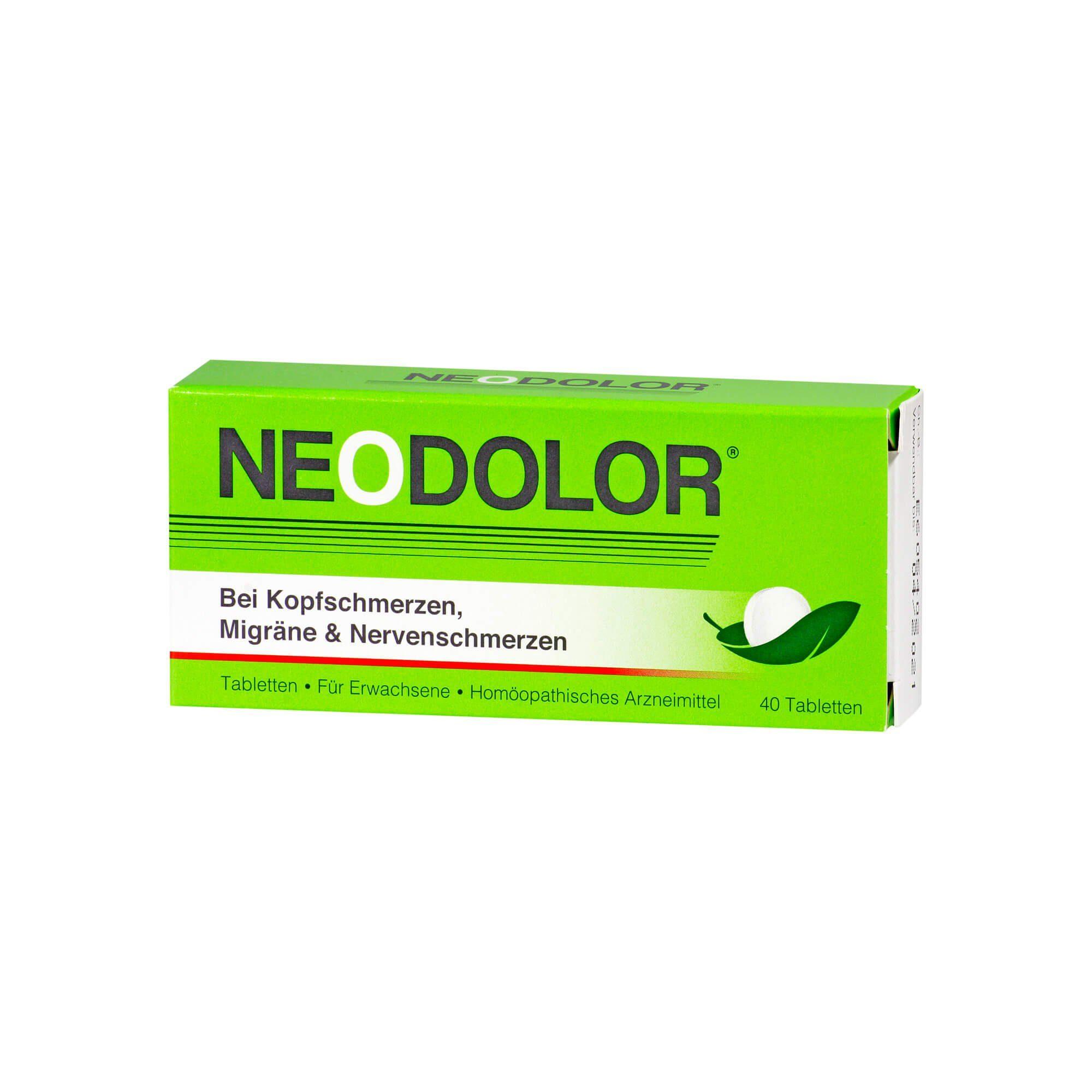 Neodolor Tabletten , 40 St