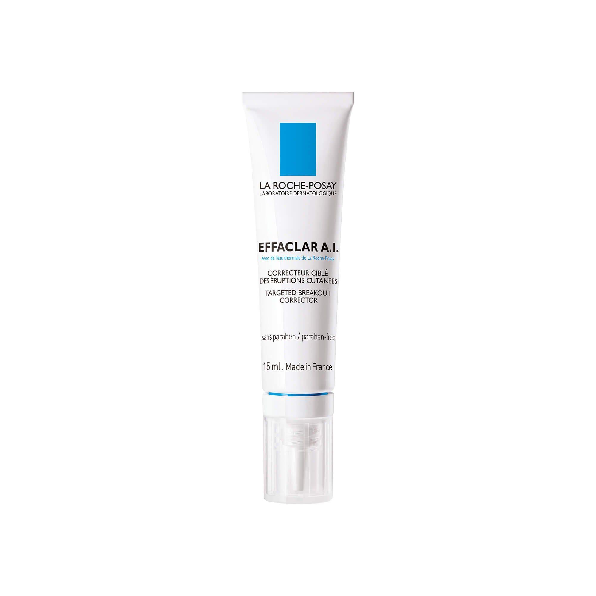Roche Posay Effaclar AI Emulsion gegen lokale Unreinheiten , 15 ml