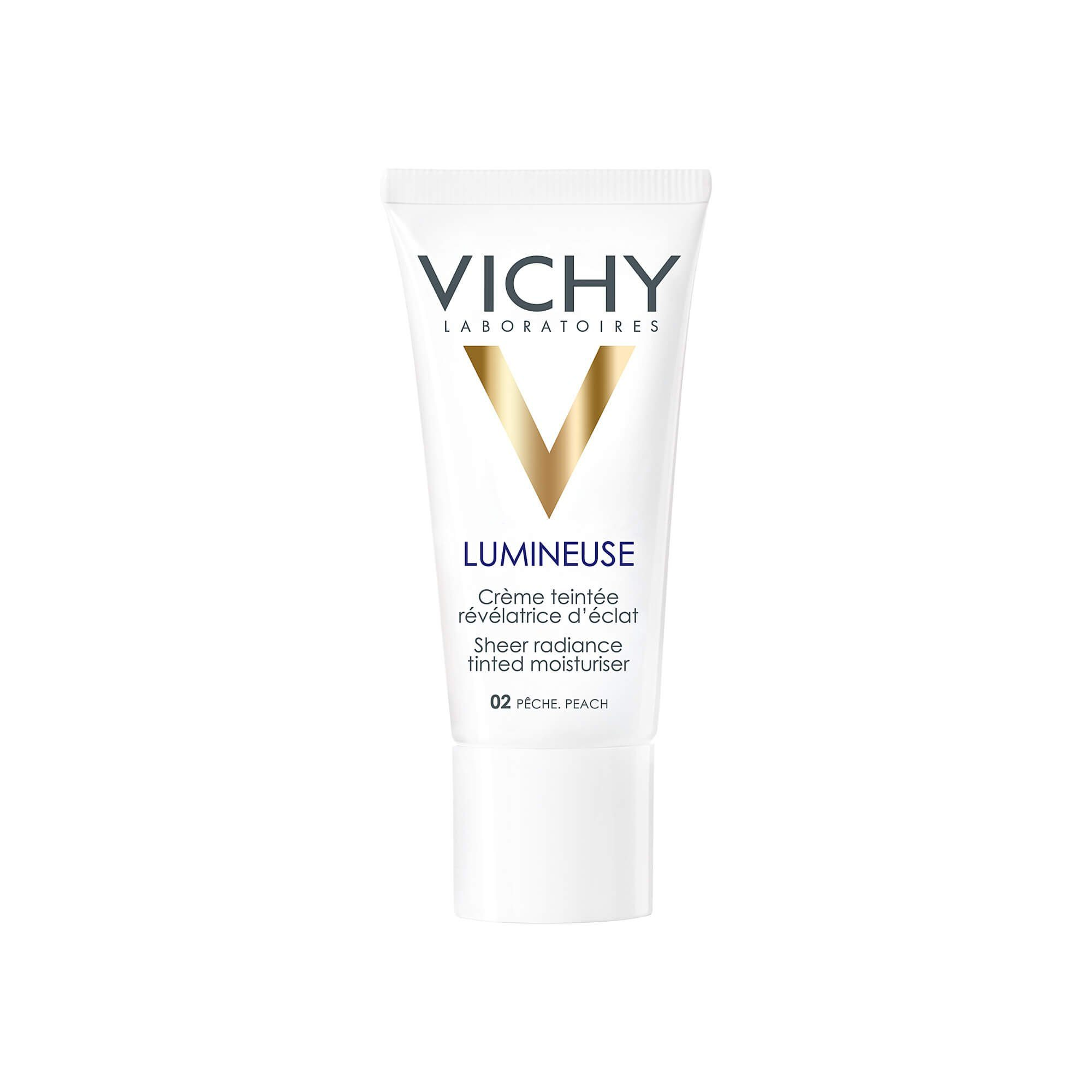 Vichy Lumineuse Mate für normale & Mischhaut claire/nude, 30 ml