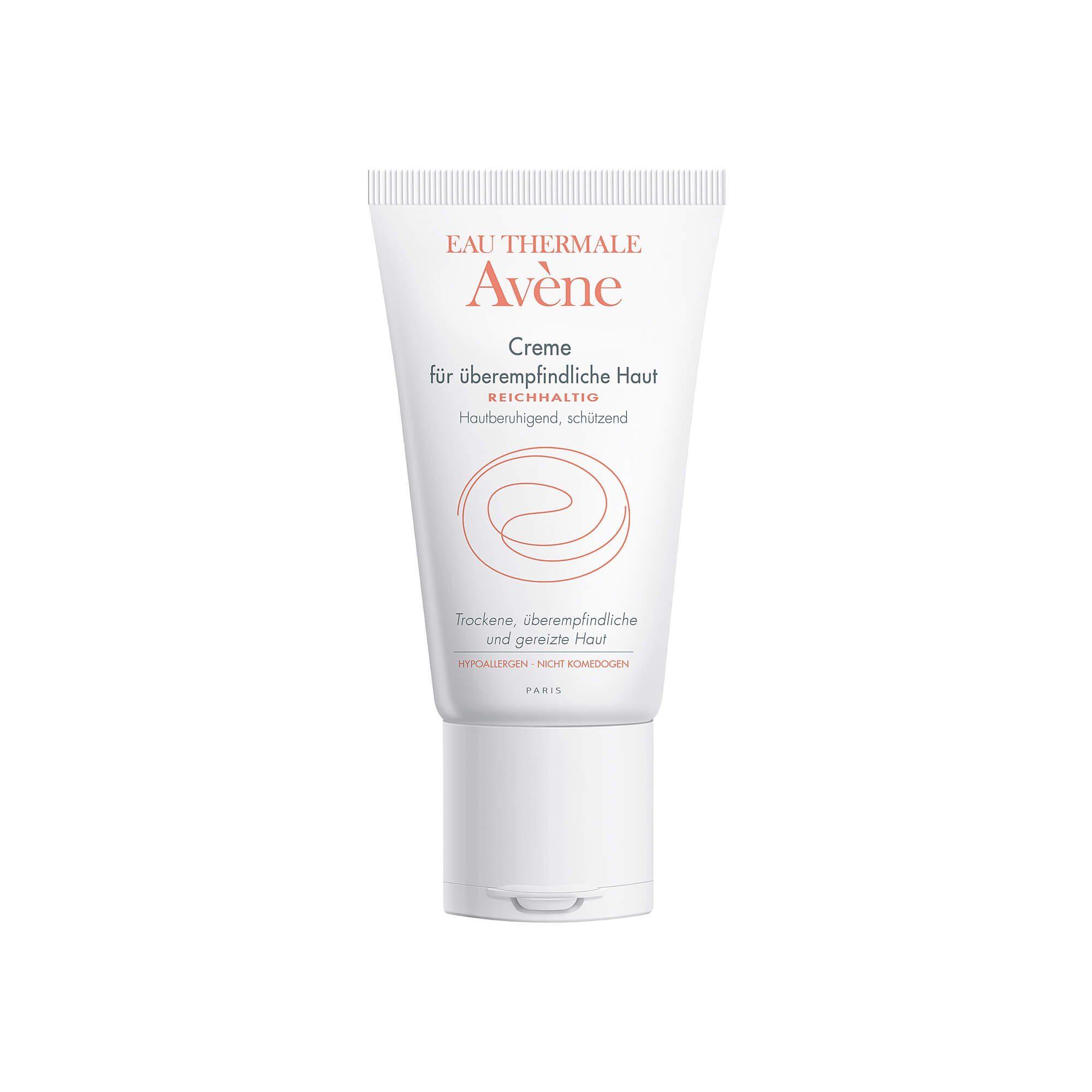 Avene Avene Creme für überempfindliche Haut reichhaltig, 50 ml