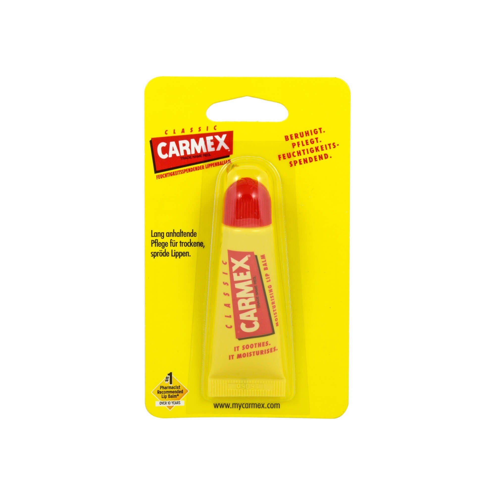 Carmex Lippenbalsam für Trockene Spröde Lippen Stick (, 4.25 g)