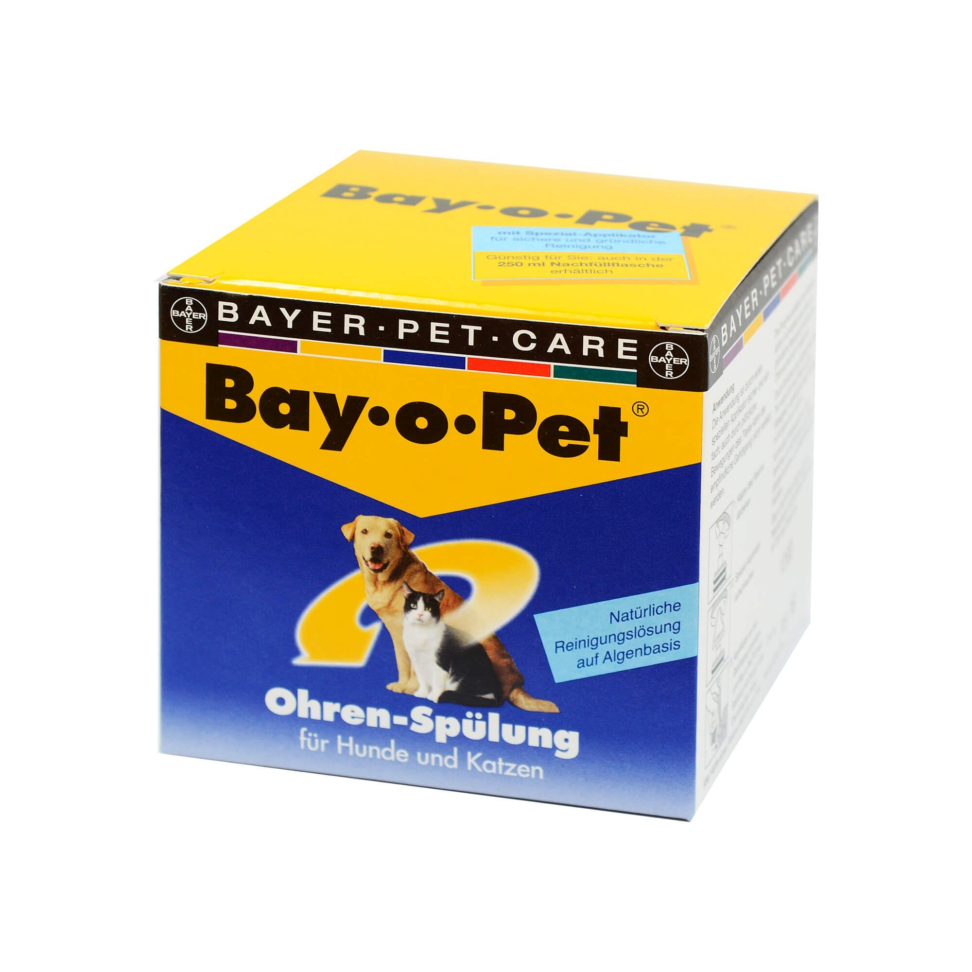 Bay-o-Pet Bay O Pet Ohrreiniger , 2X25 ml
