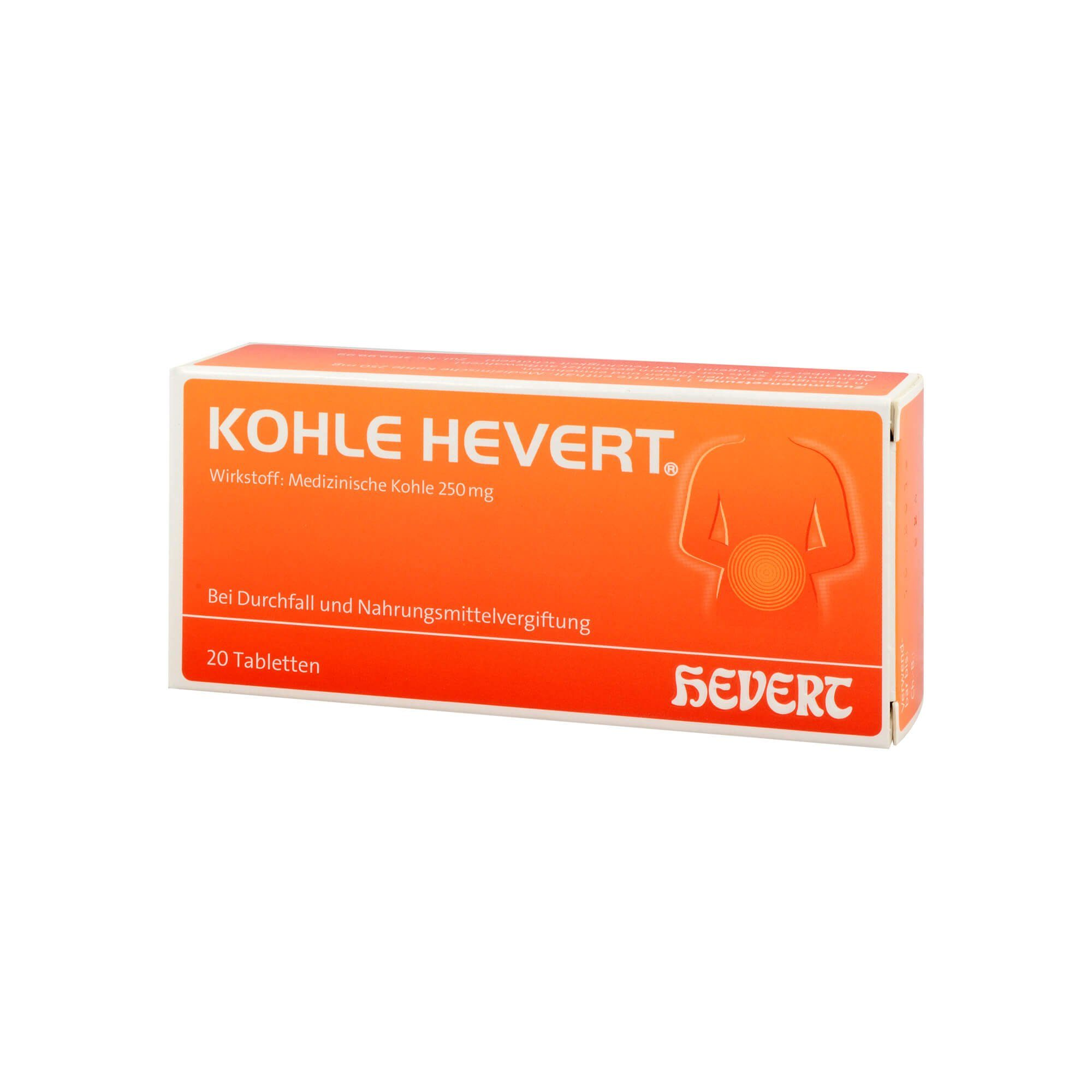 Kohle Hevert, 20 St