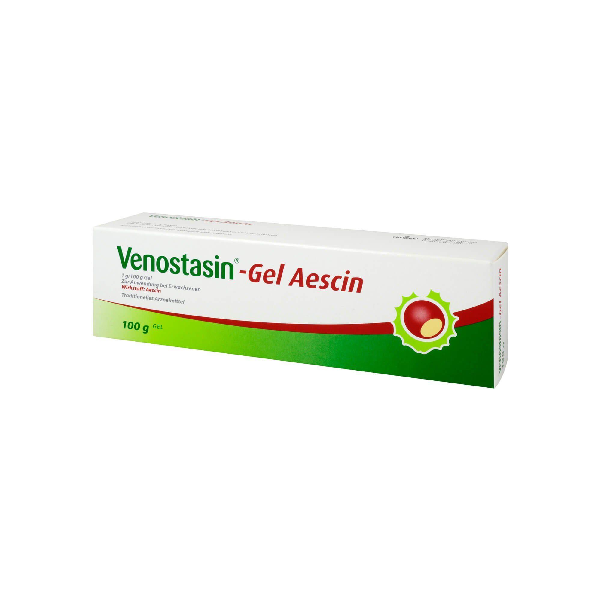 Venostasin Gel Aescin, 100 g