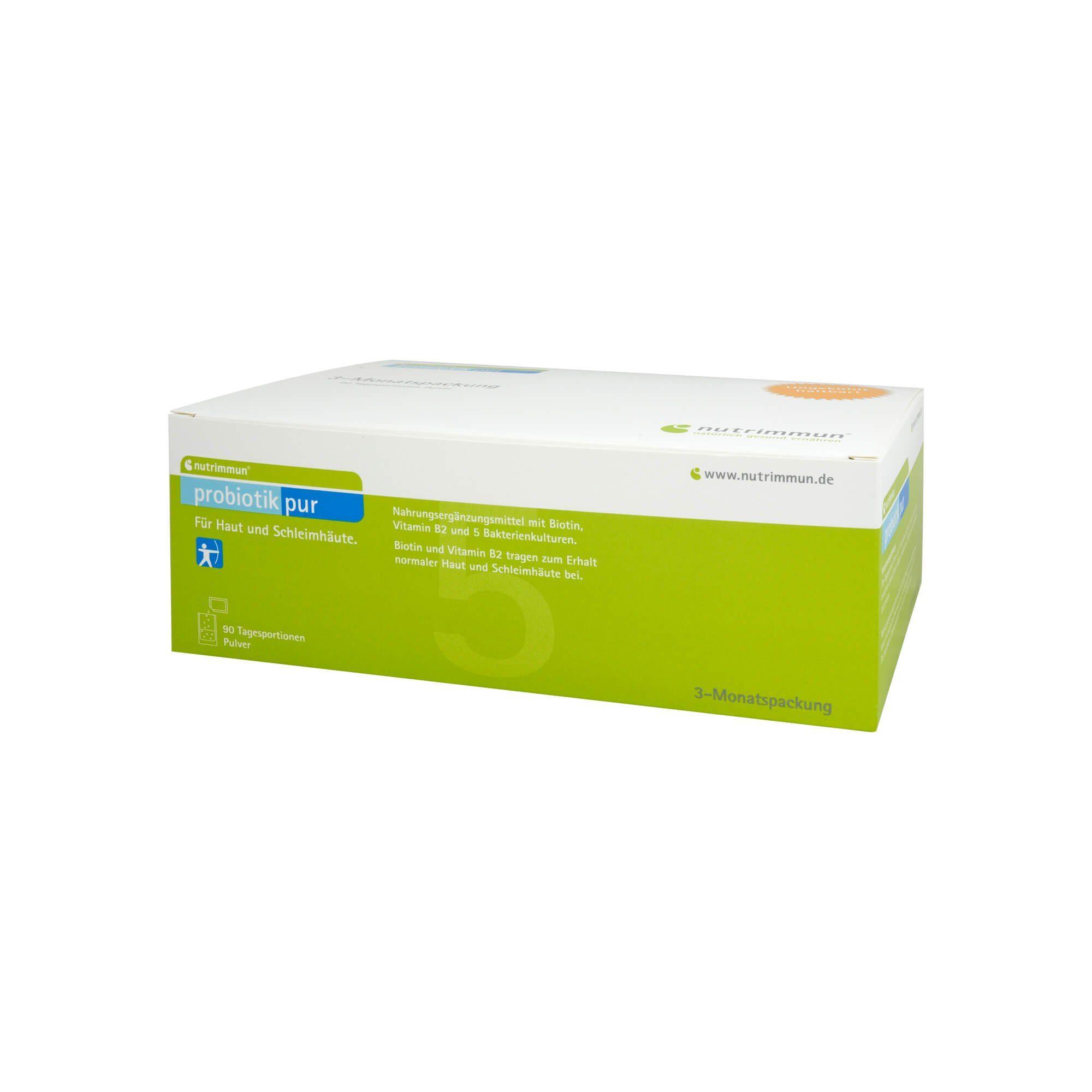 Probiotik pur, 90X2 g