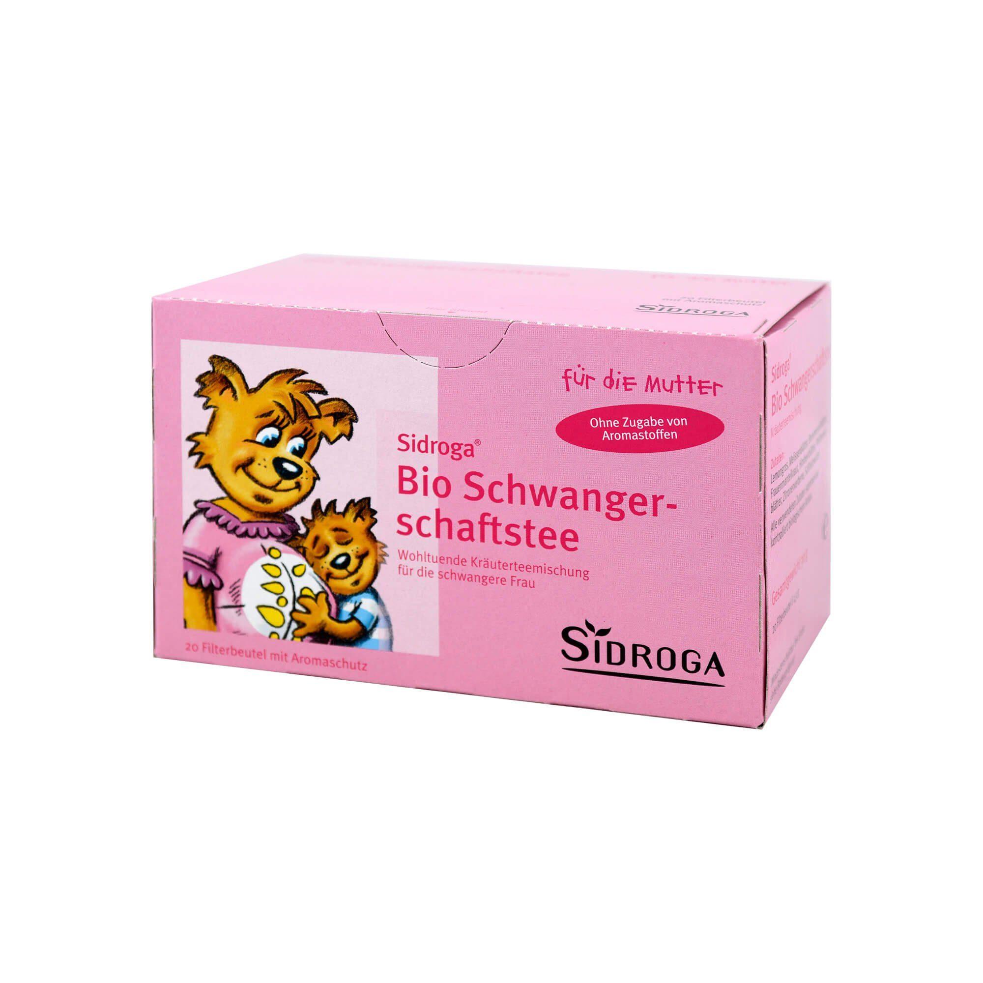 Sidroga Bio Schwangerschaftstee (, 20 St)