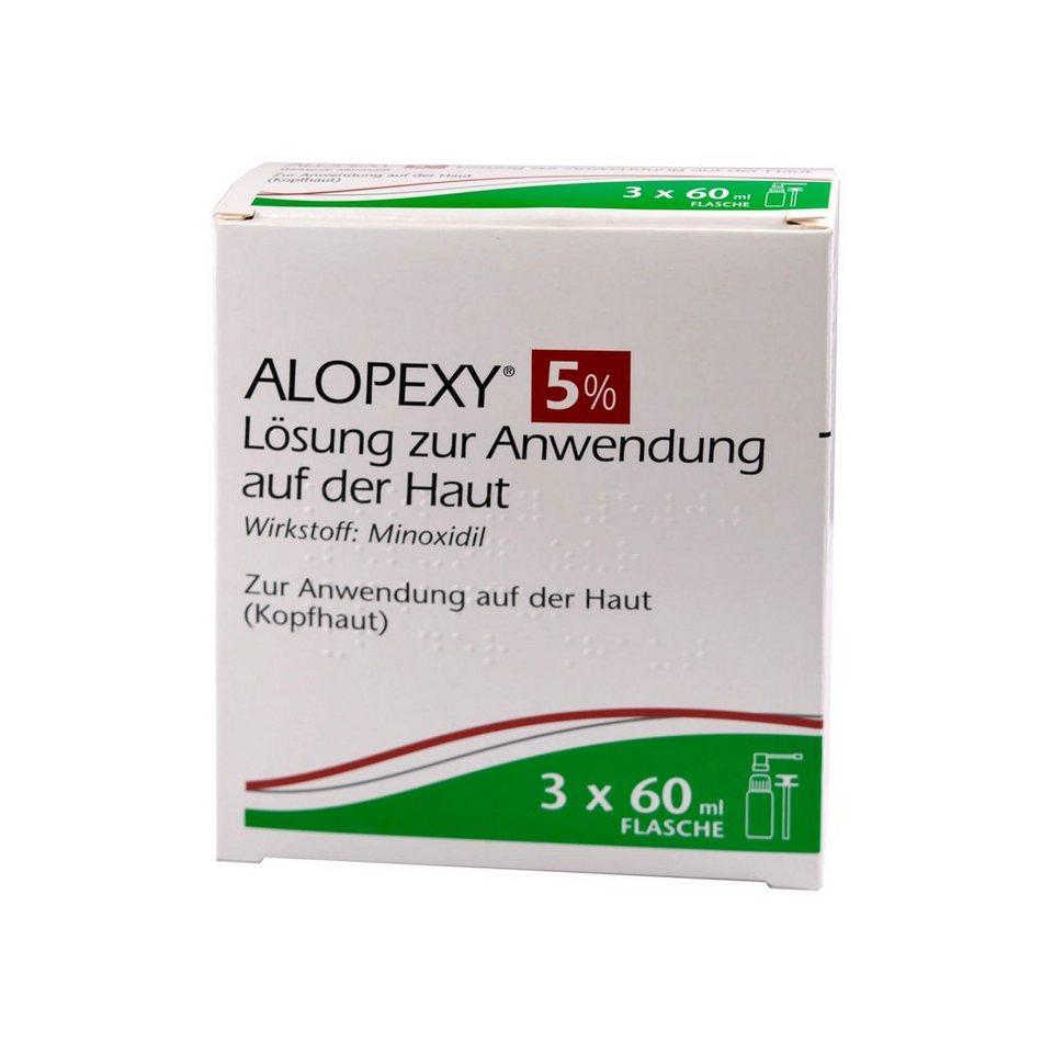 weitere alopexy 5 là sung zur anwendung auf der haut mit minoxidil