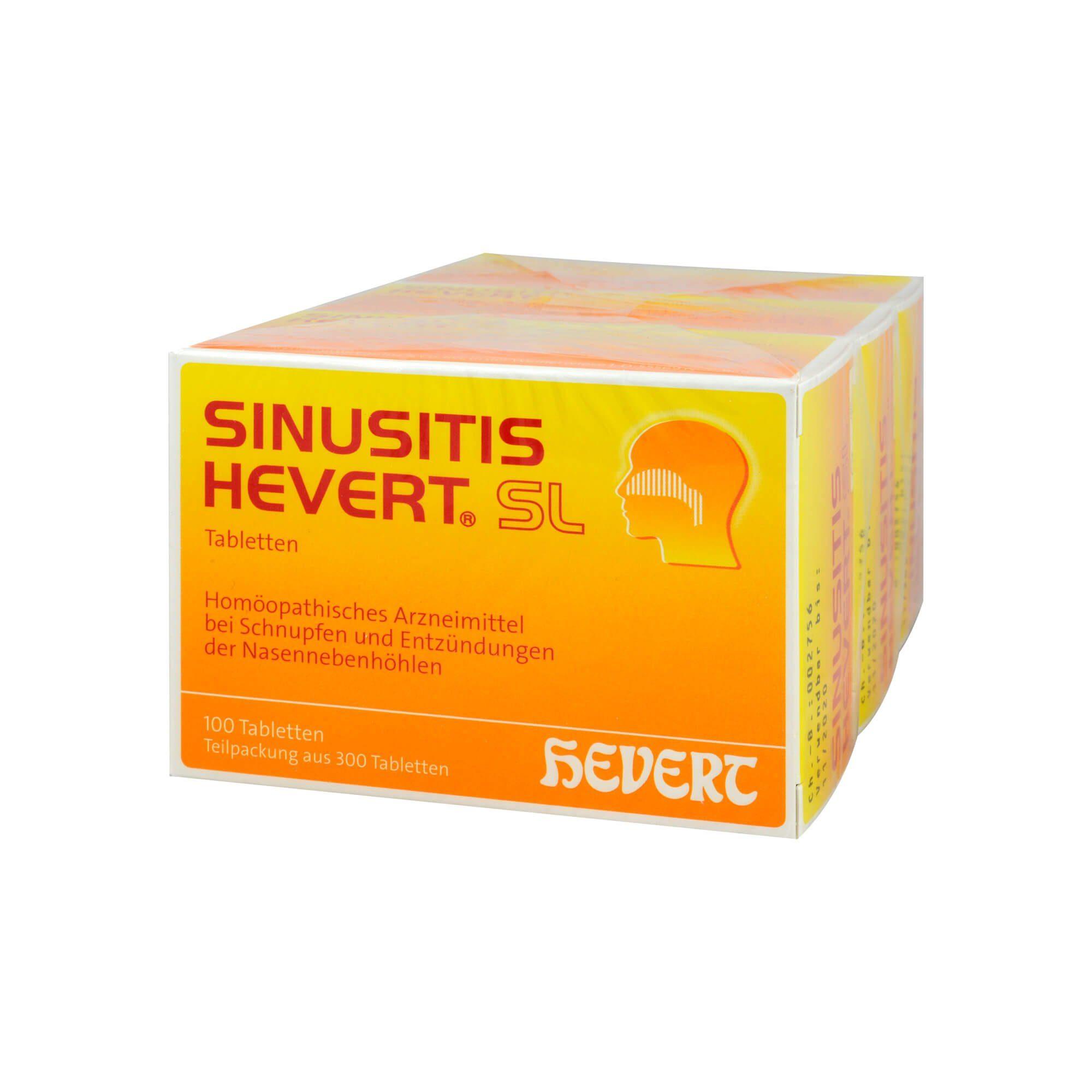 SINUSITIS HEVERT SL , 300 St