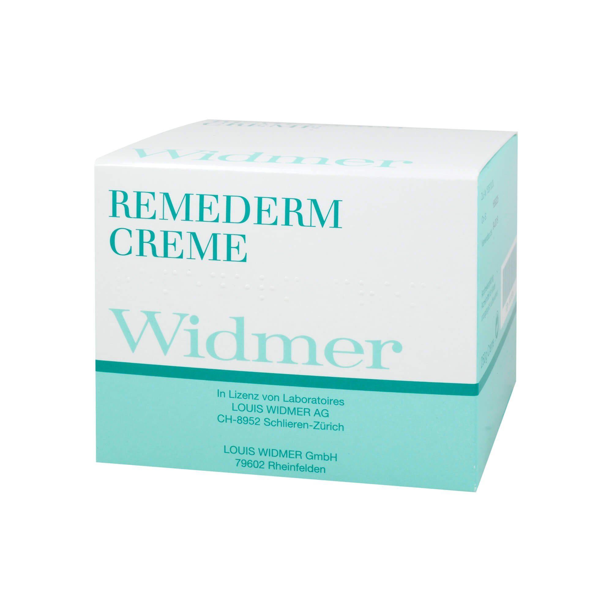 Widmer Remederm Creme unparfümiert, 250 g