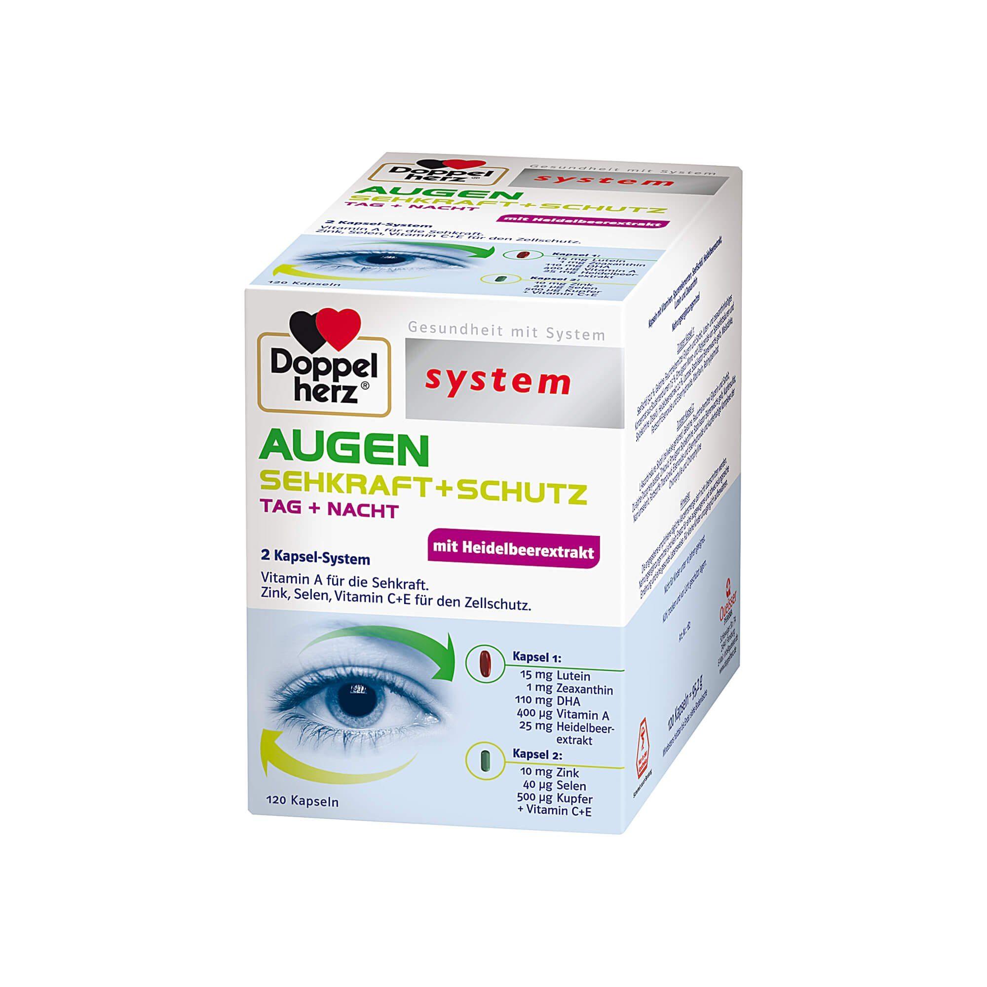 Doppelherz Augen system , 120 St