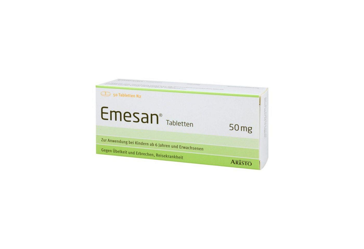 Emesan Tabletten, 50 St
