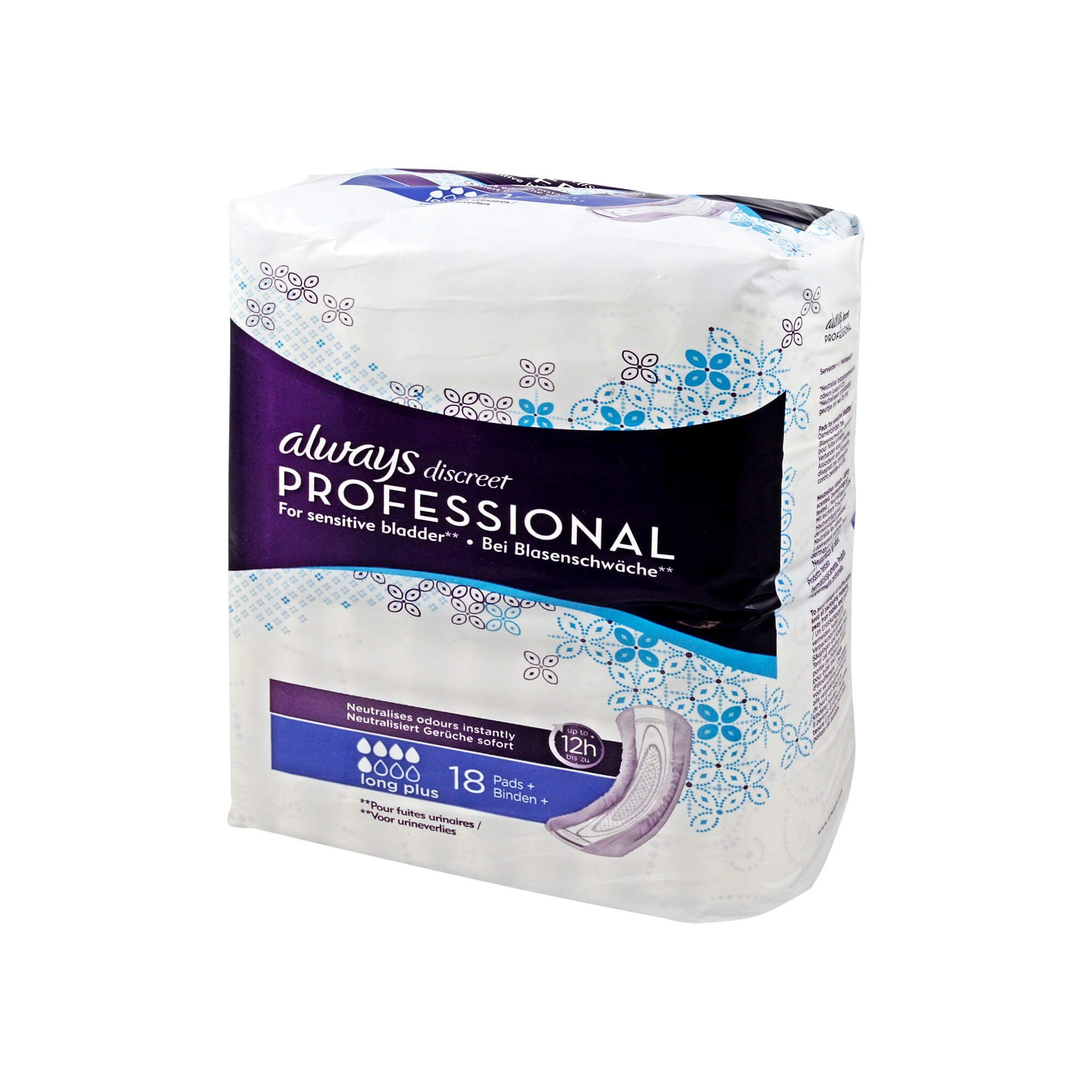 Always discreet professional long, 18 St