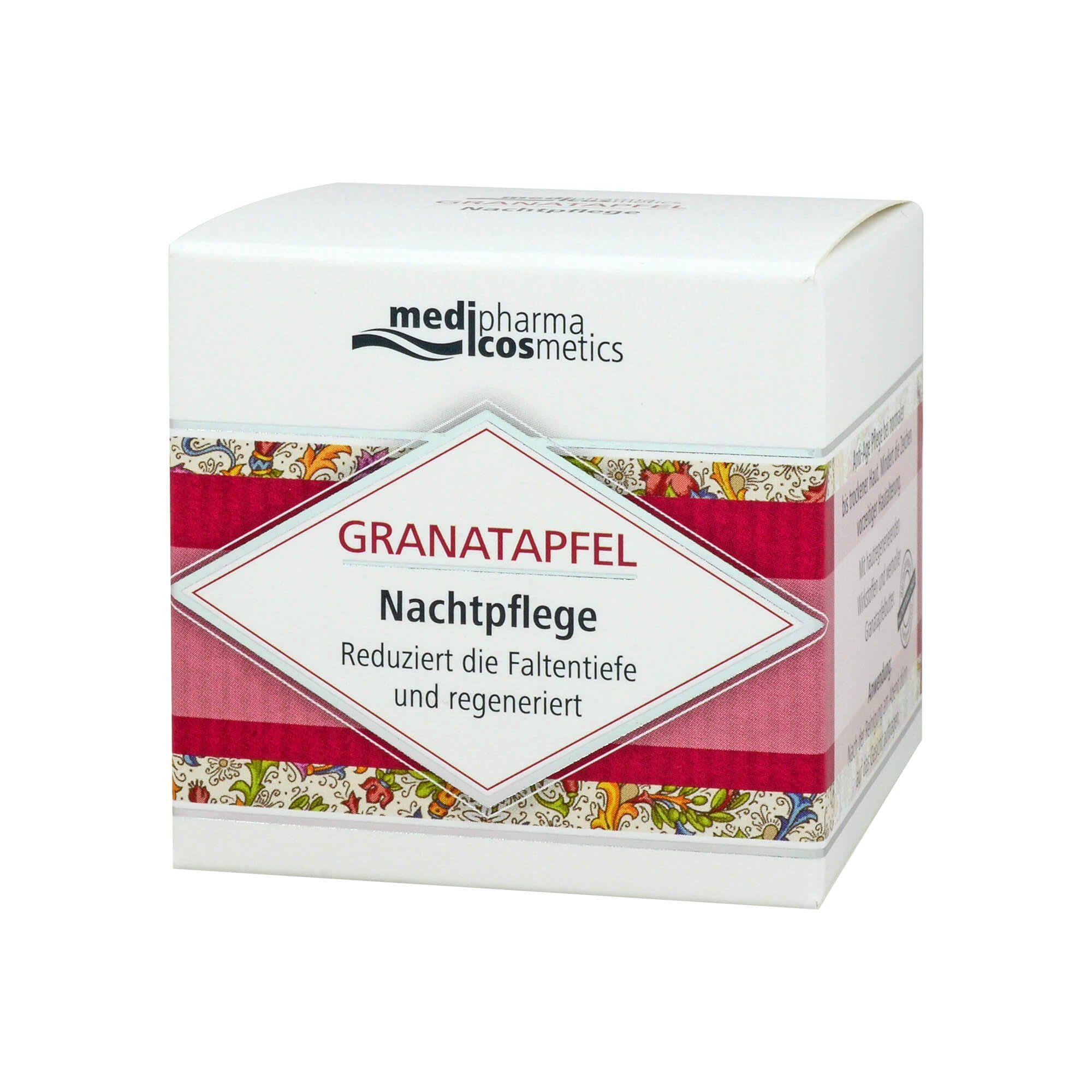 Granatapfel Nachtpflege , 50 ml