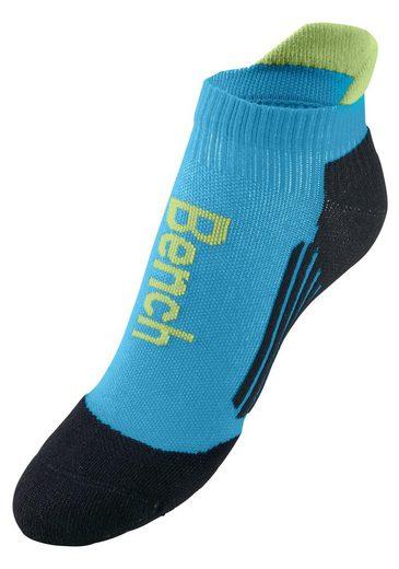 Banc. Chaussettes De Sport (2 Paires)