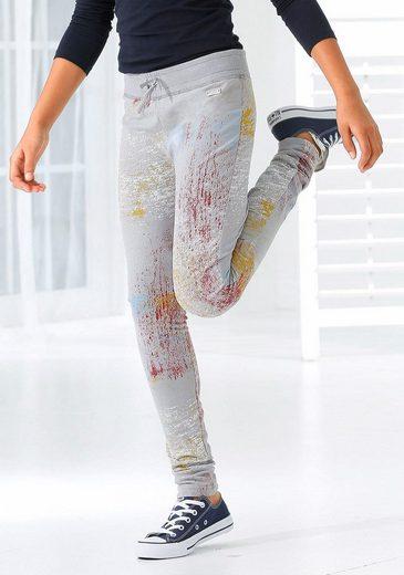 Buffalo Leggings mit coolem Druckdesign
