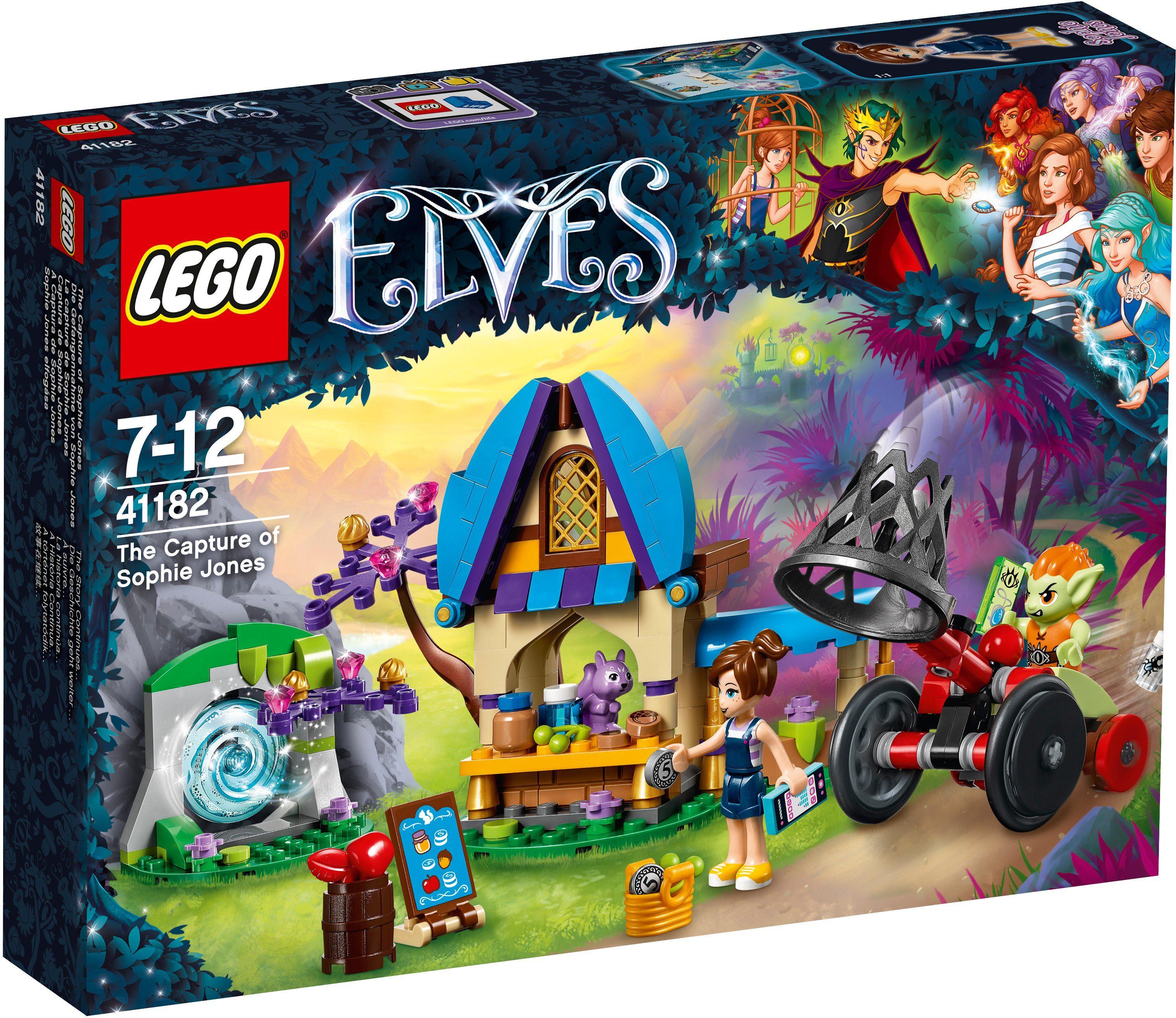 LEGO® Die Gefangennahme von Sophie Jones (41182), »LEGO® Elves«