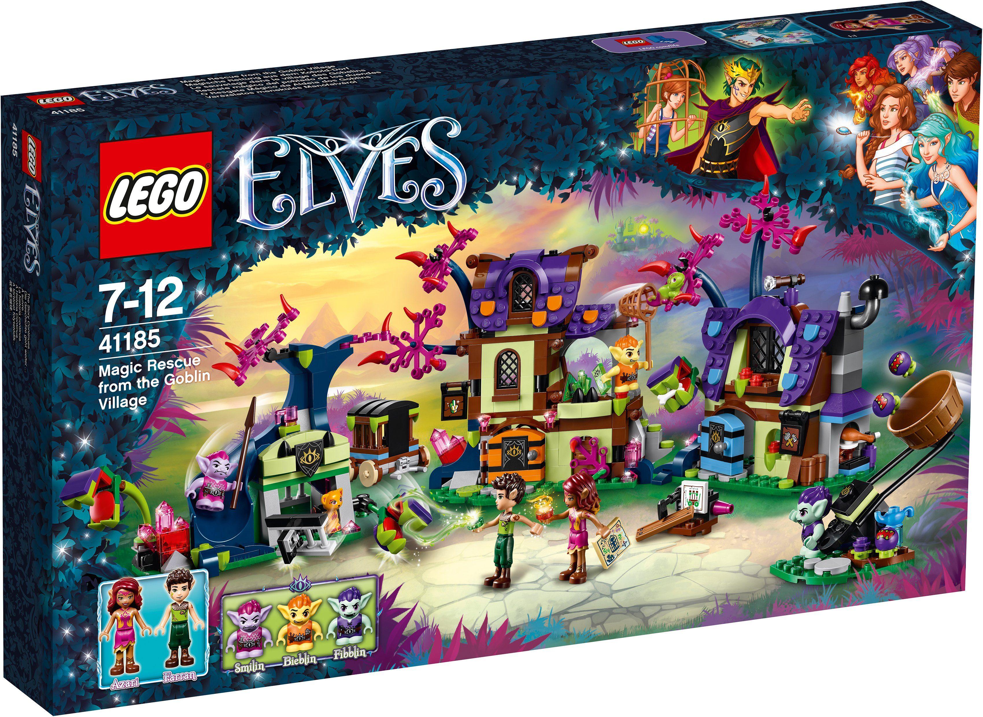 LEGO® Magische Rettung aus dem Kobold Dorf (41185), »LEGO® Elves«