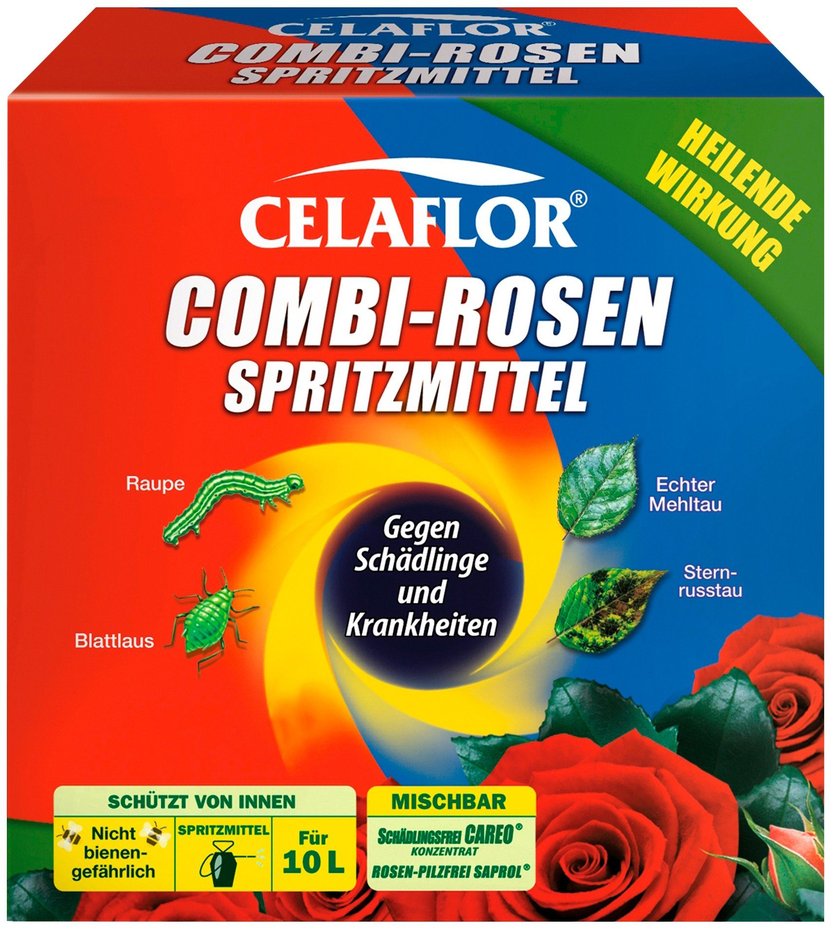 CELAFLOR Pflanzenschutz »Combi-Rosenspritzmittel«
