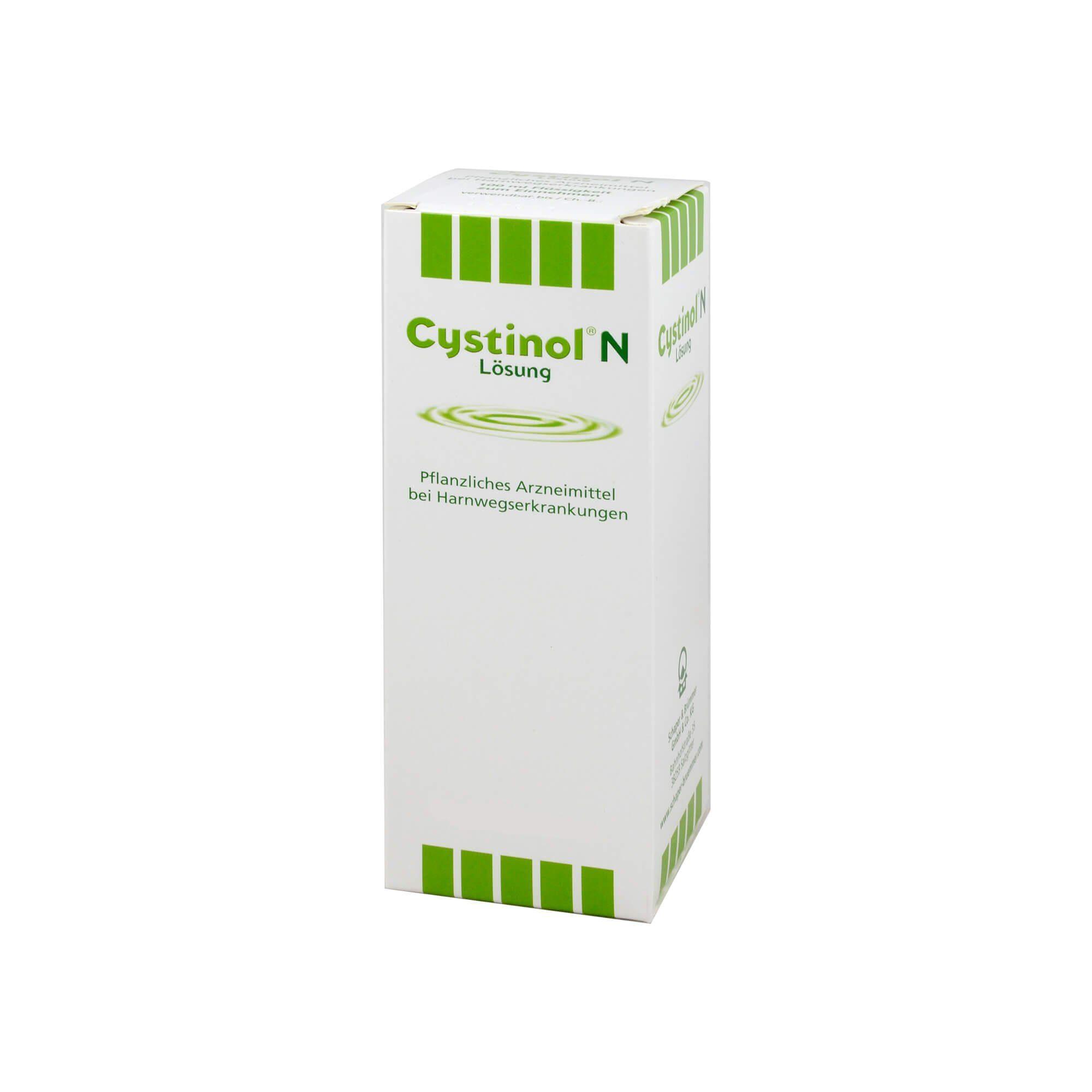 Cystinol N Lösung, 200 ml