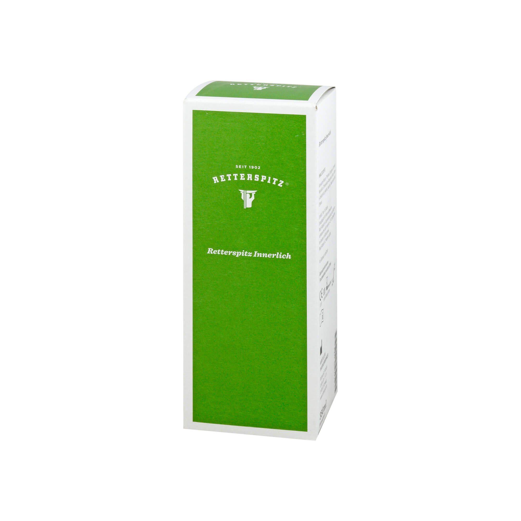 Retterspitz Wasser Innerlich , 350 ml