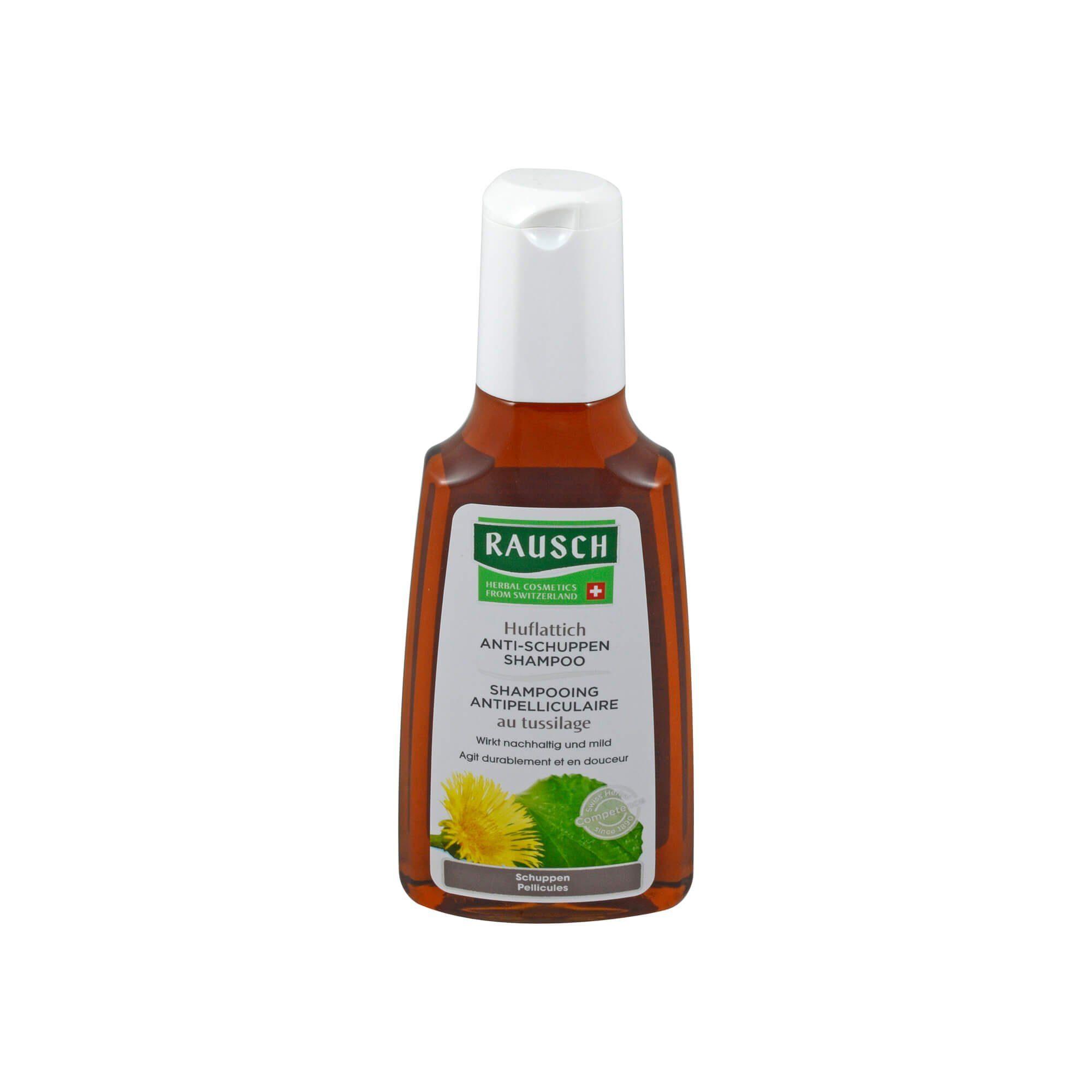 Rausch Huflattich Anti-Schuppen Shampoo , 200 ml