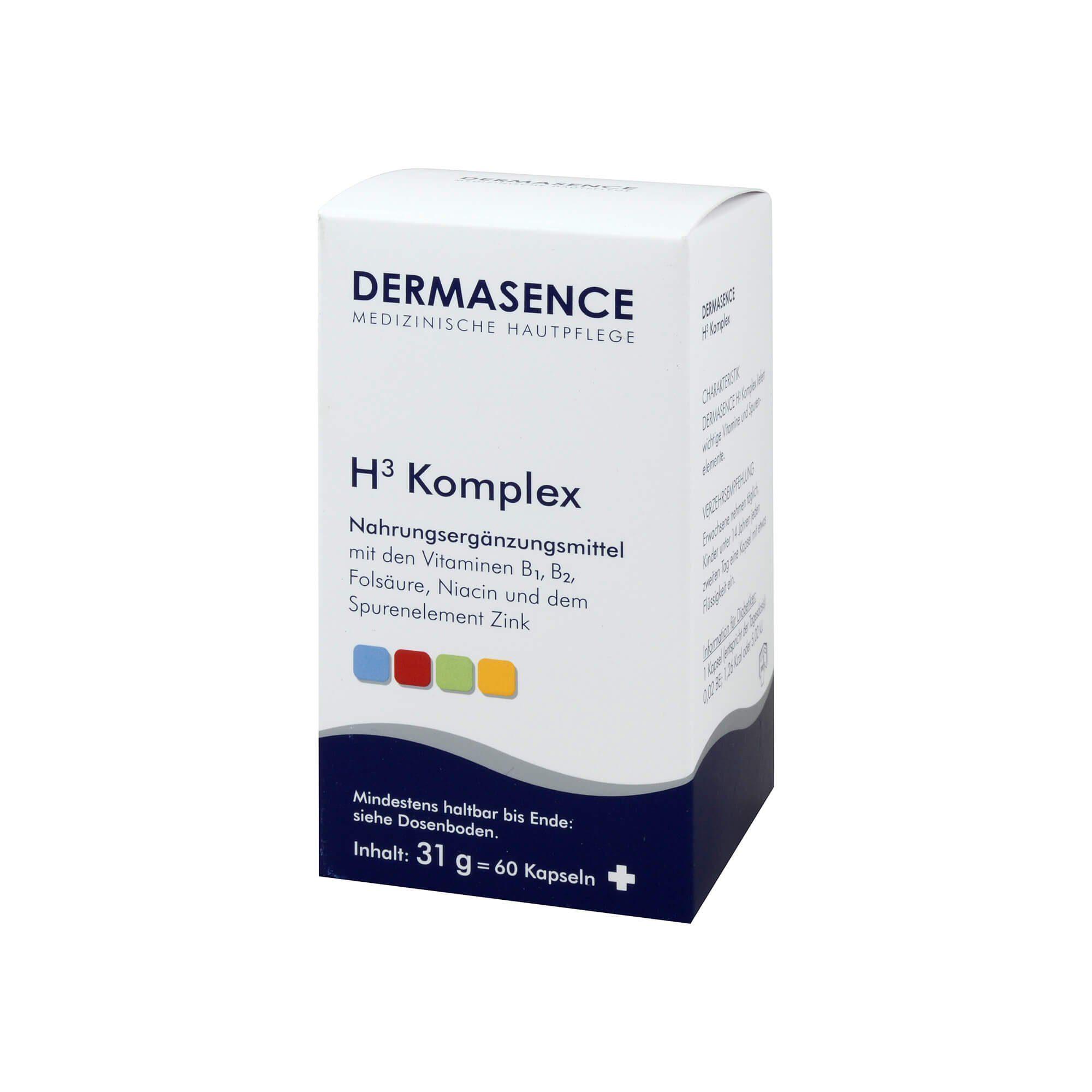 Dermasence H3 Komplex, 60 St