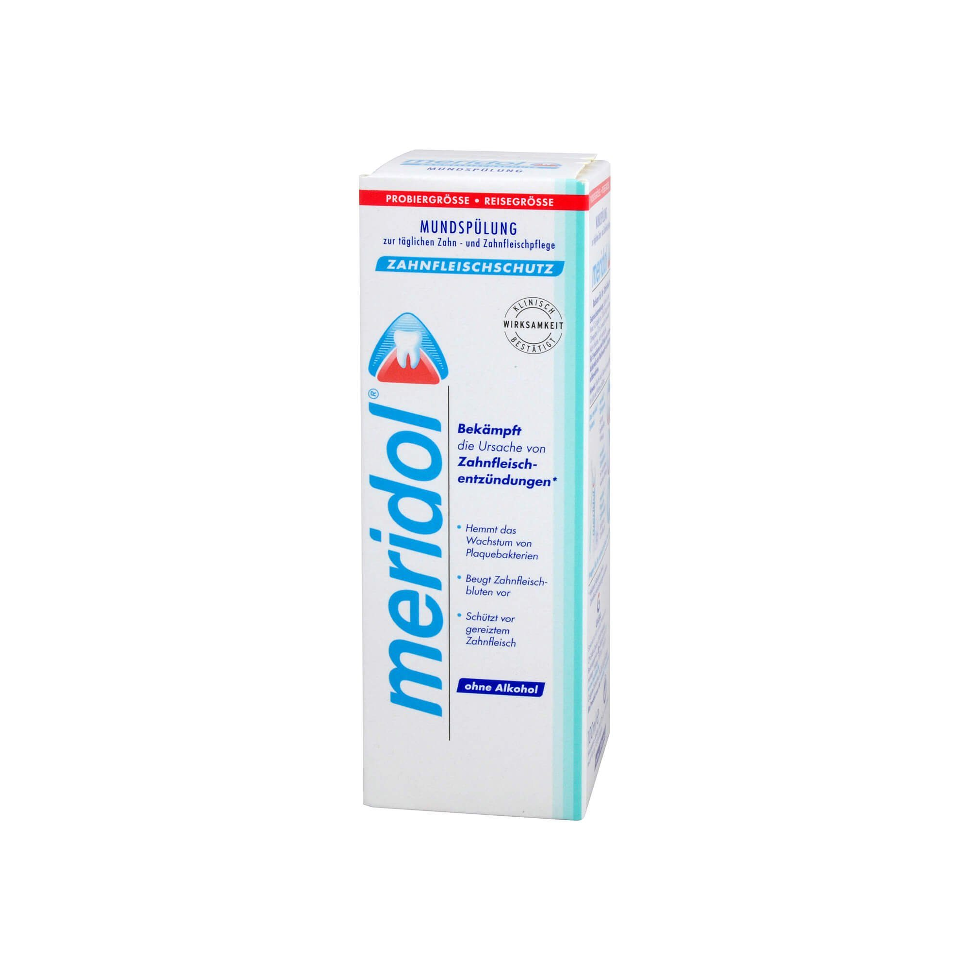 Meridol Mundspülung, 100 ml