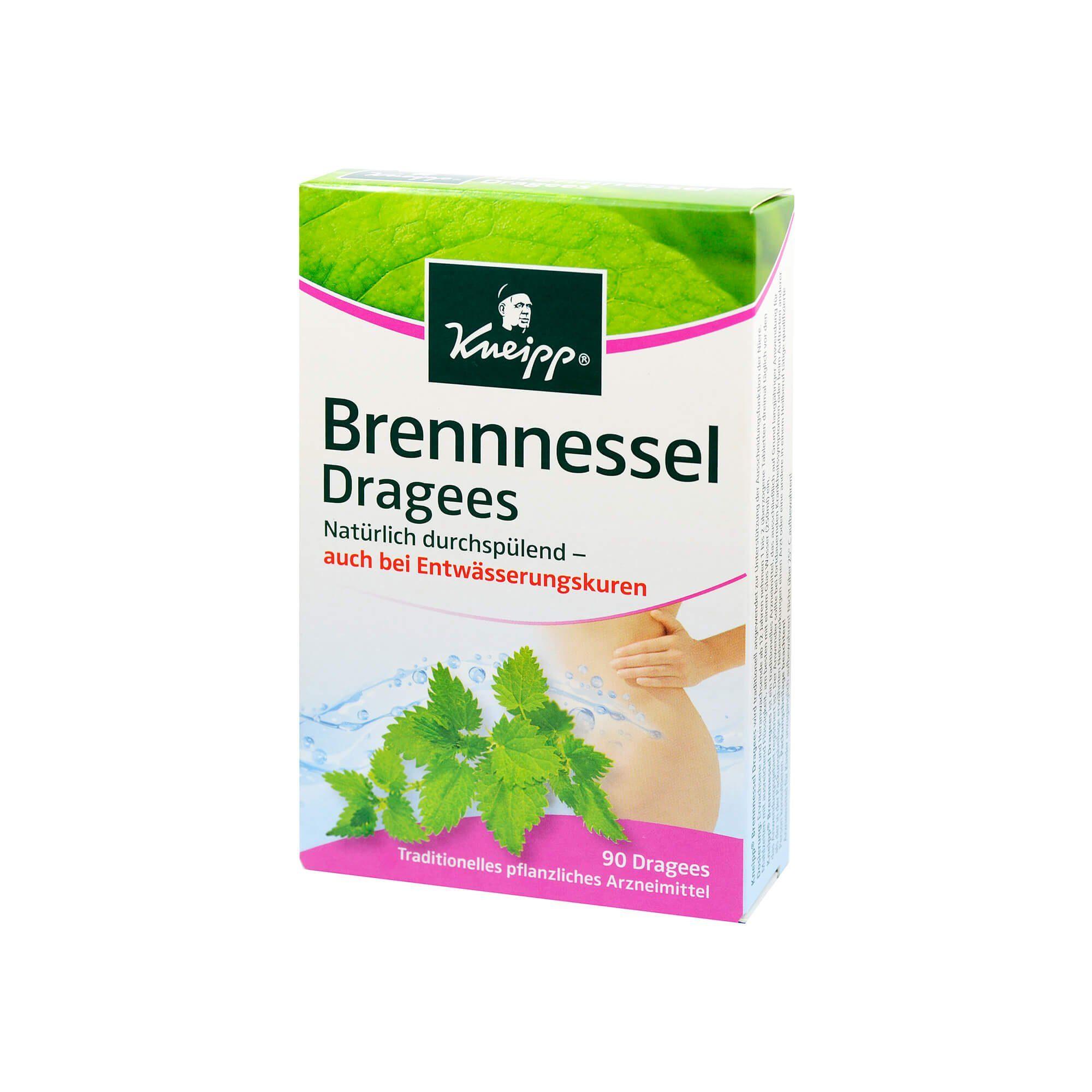 Kneipp Brennnessel Dragees , 90 St