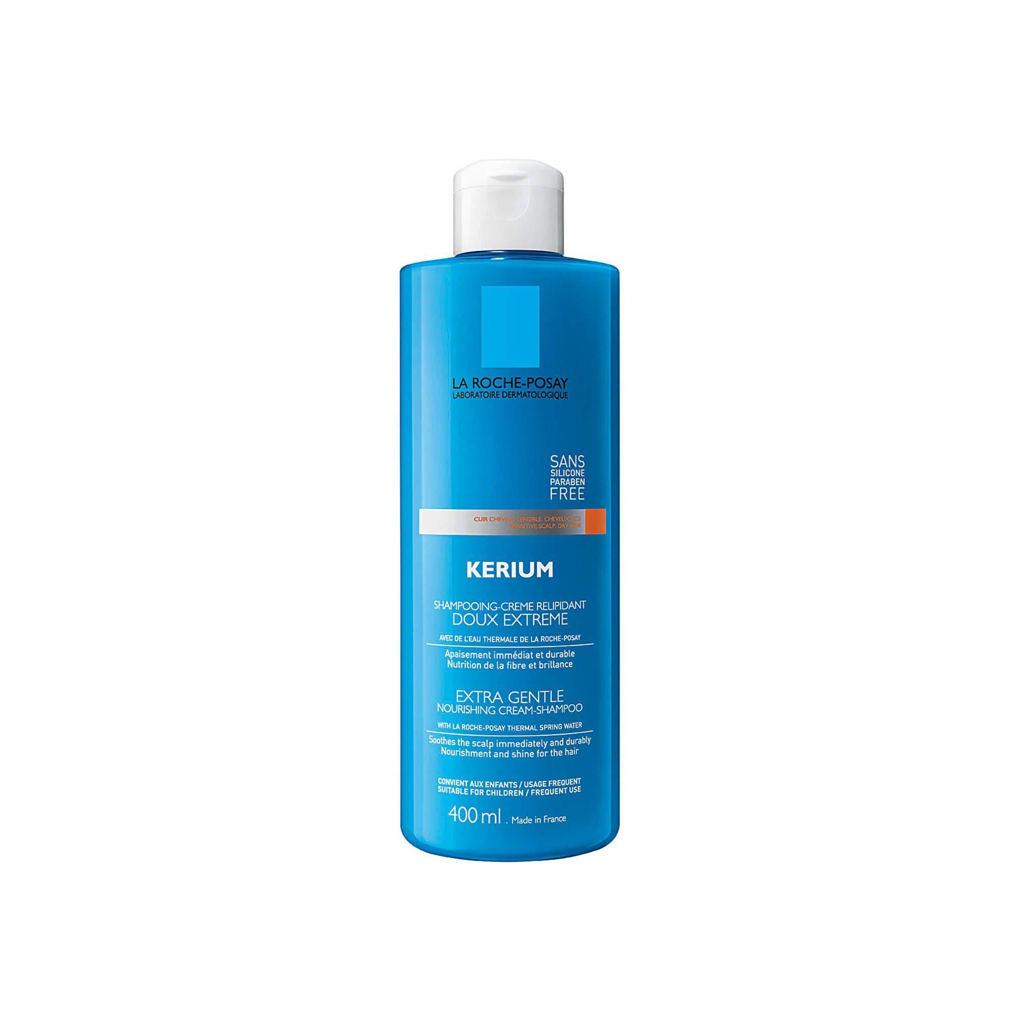 Roche Posay Kerium Intensivkur Schuppen Shampoo, 125 ml