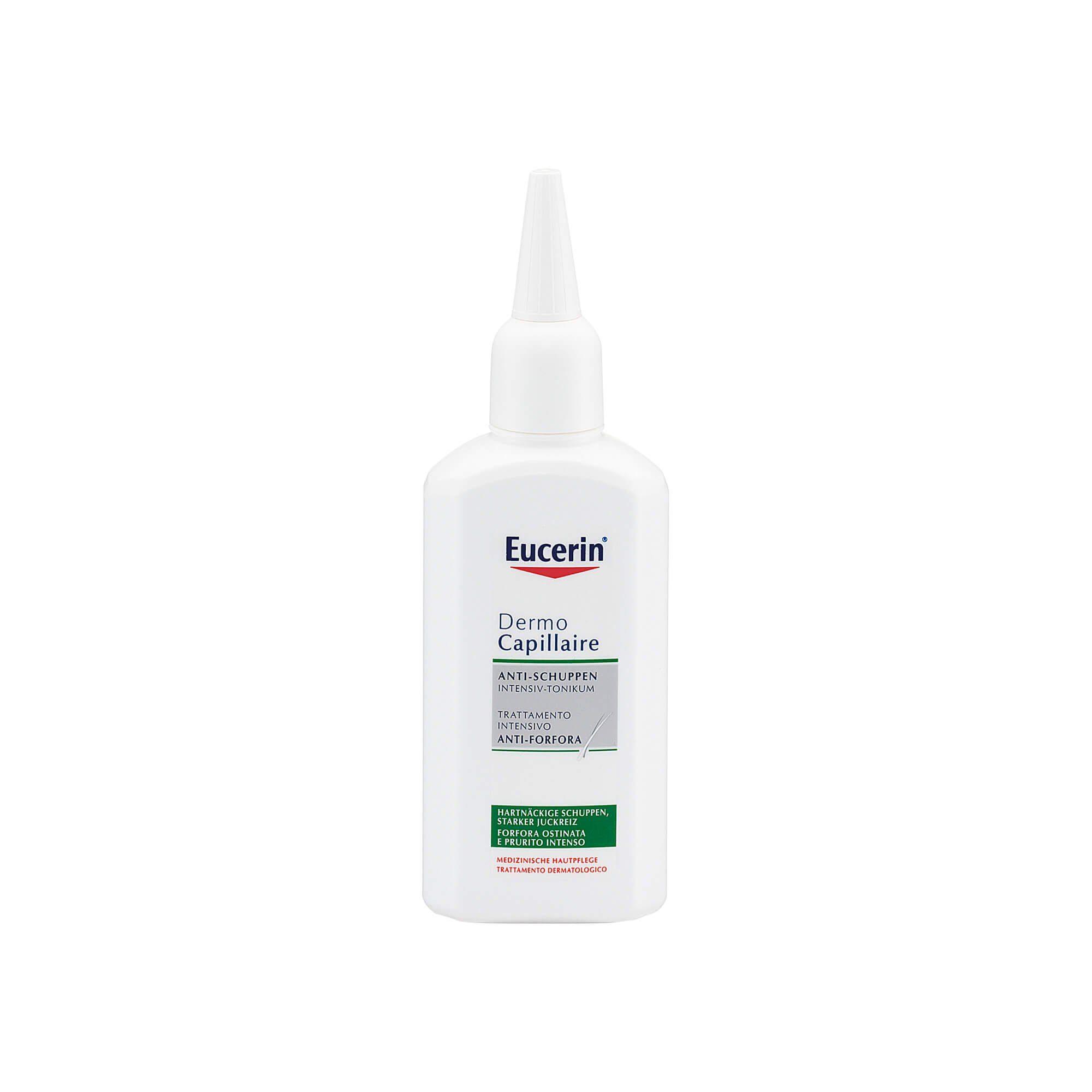 Eucerin DermoCapillaire Anti-Schuppen Intensiv-Tonikum , 100 ml