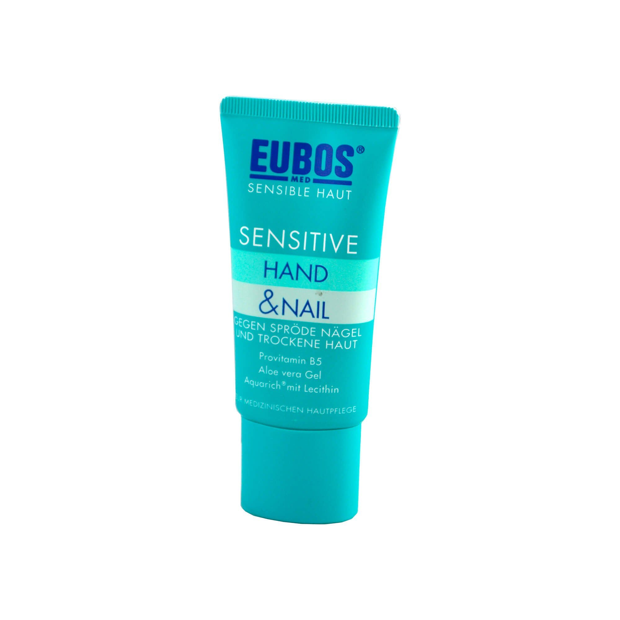 Eubos sensitive Hand & Nail Creme sensible Haut, 50 ml
