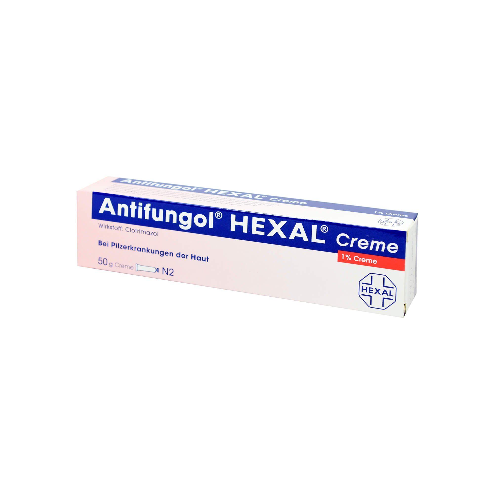 Hexal Antifungol Hexal Creme , 50 g