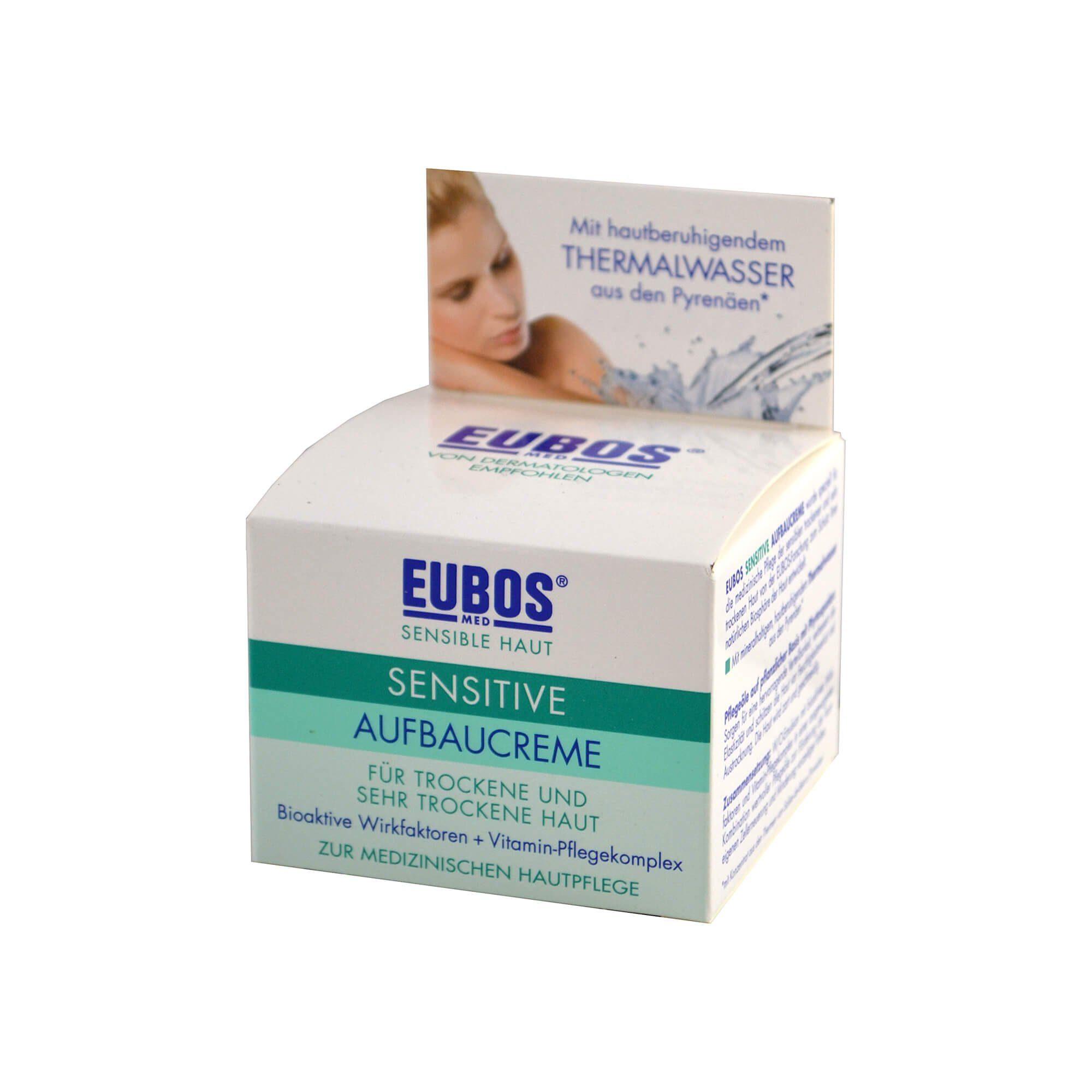 Eubos Sensitive Aufbaucreme, 50 ml