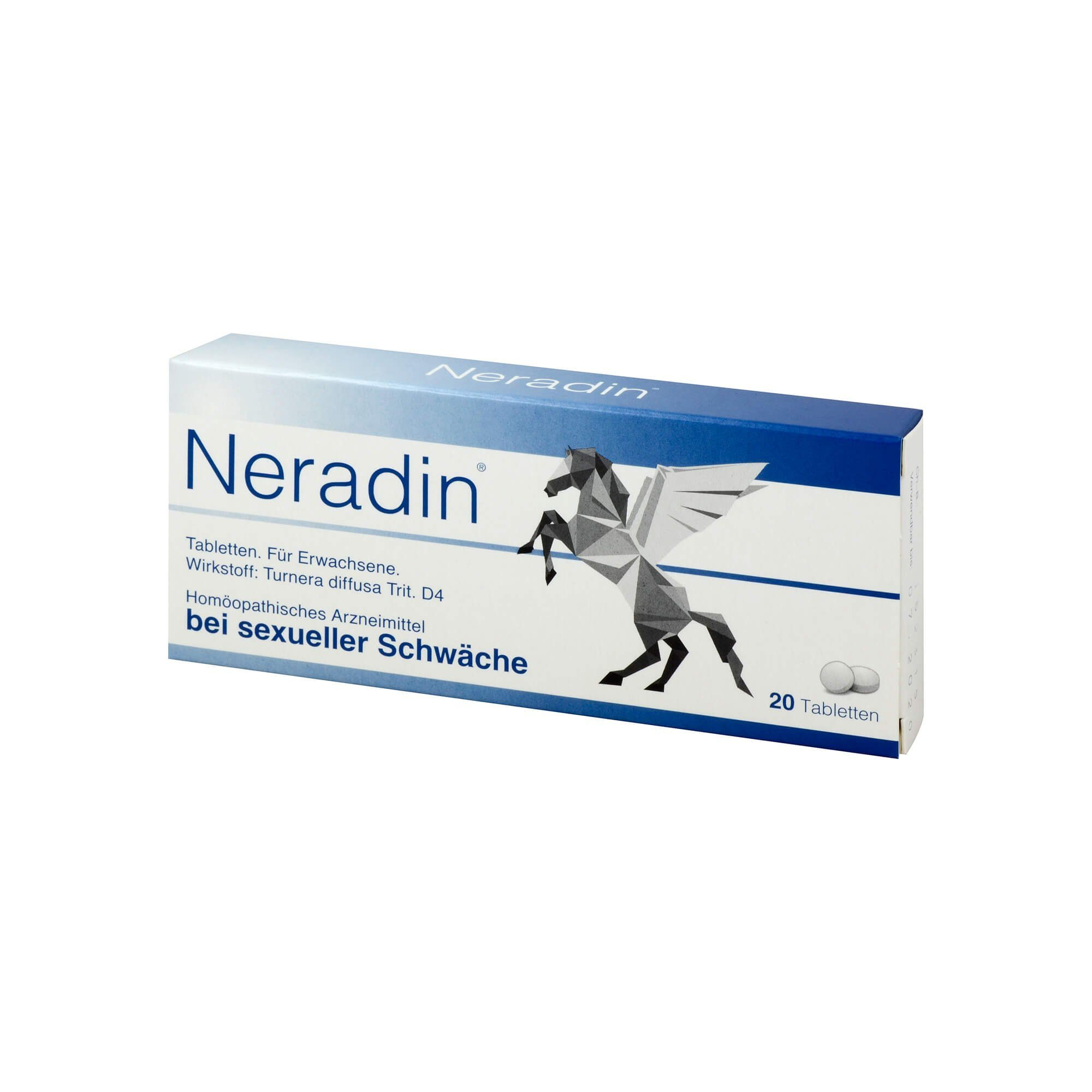 Neradin Tabletten, 20 St