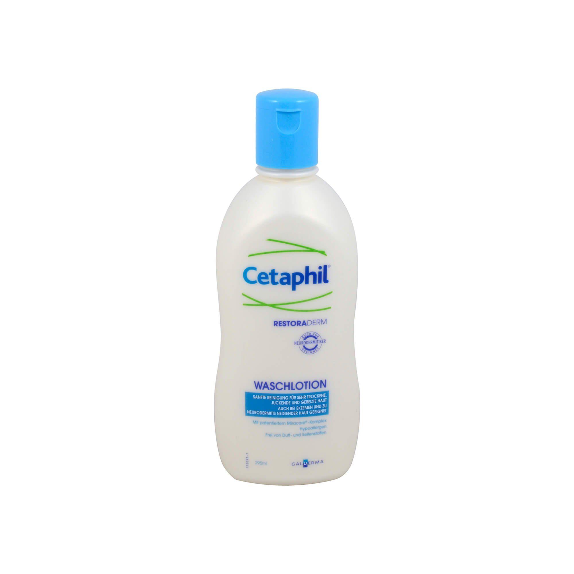 Cetaphil Restoraderm Waschlotion, 295 ml