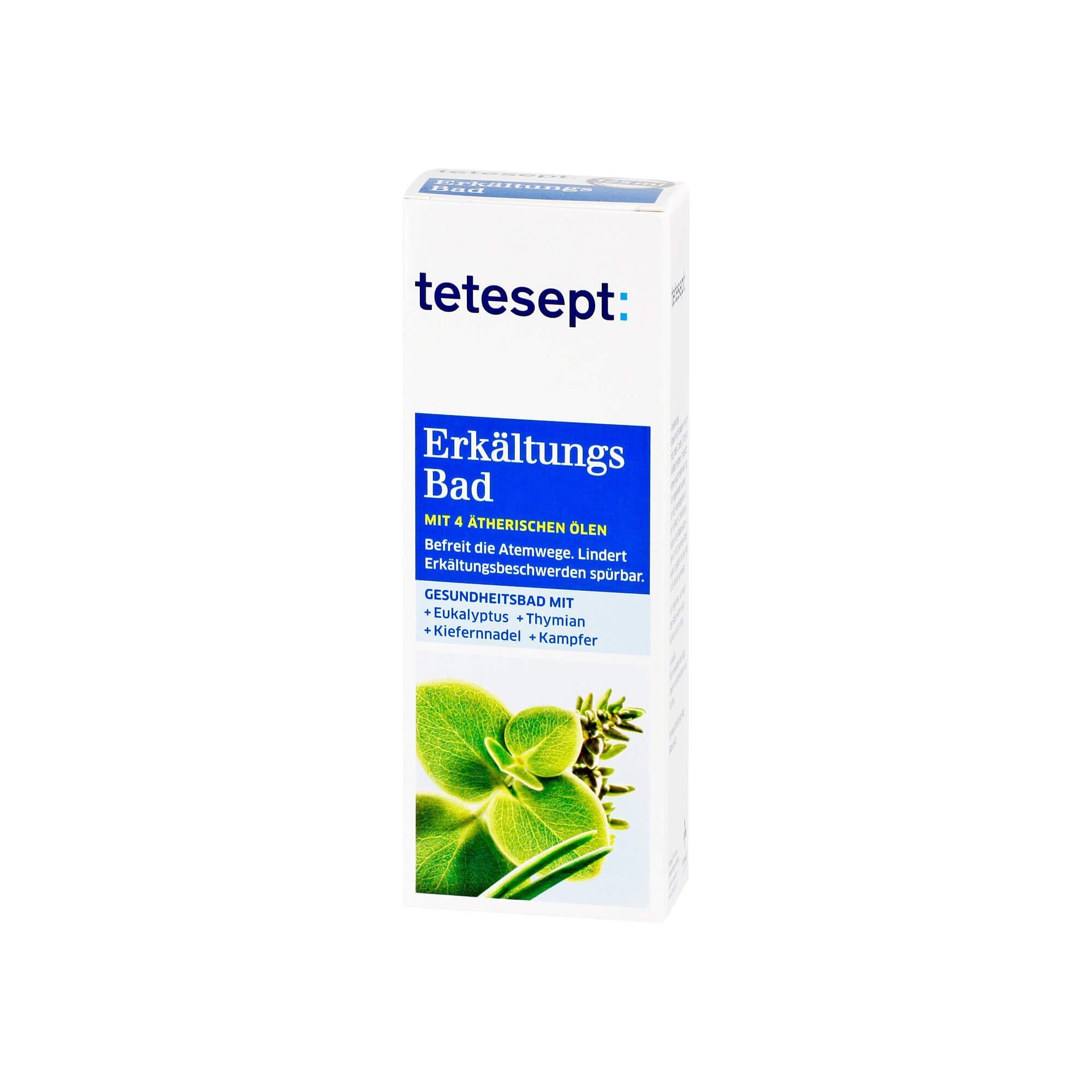 Tetesept Tetesept Erkältungs Bad , 125 ml