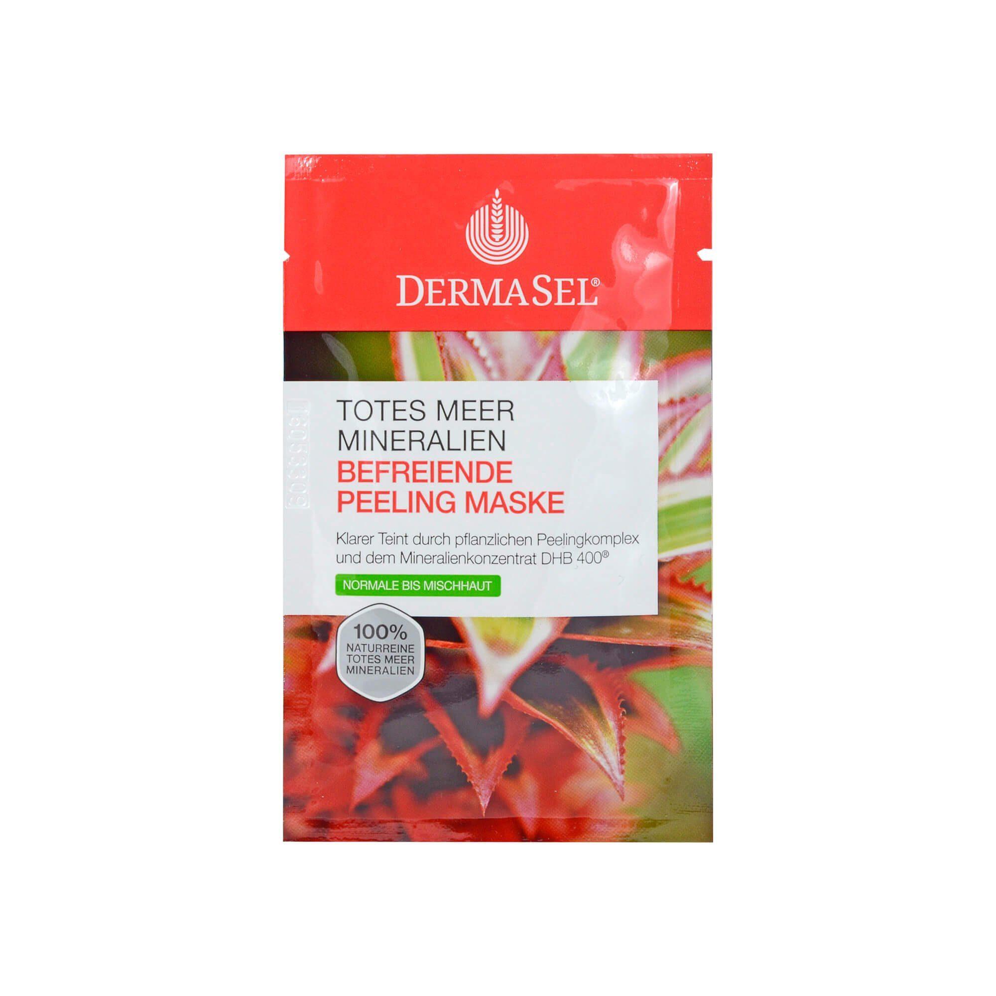 Dermasel Dermasel Peeling Maske , 12 ml