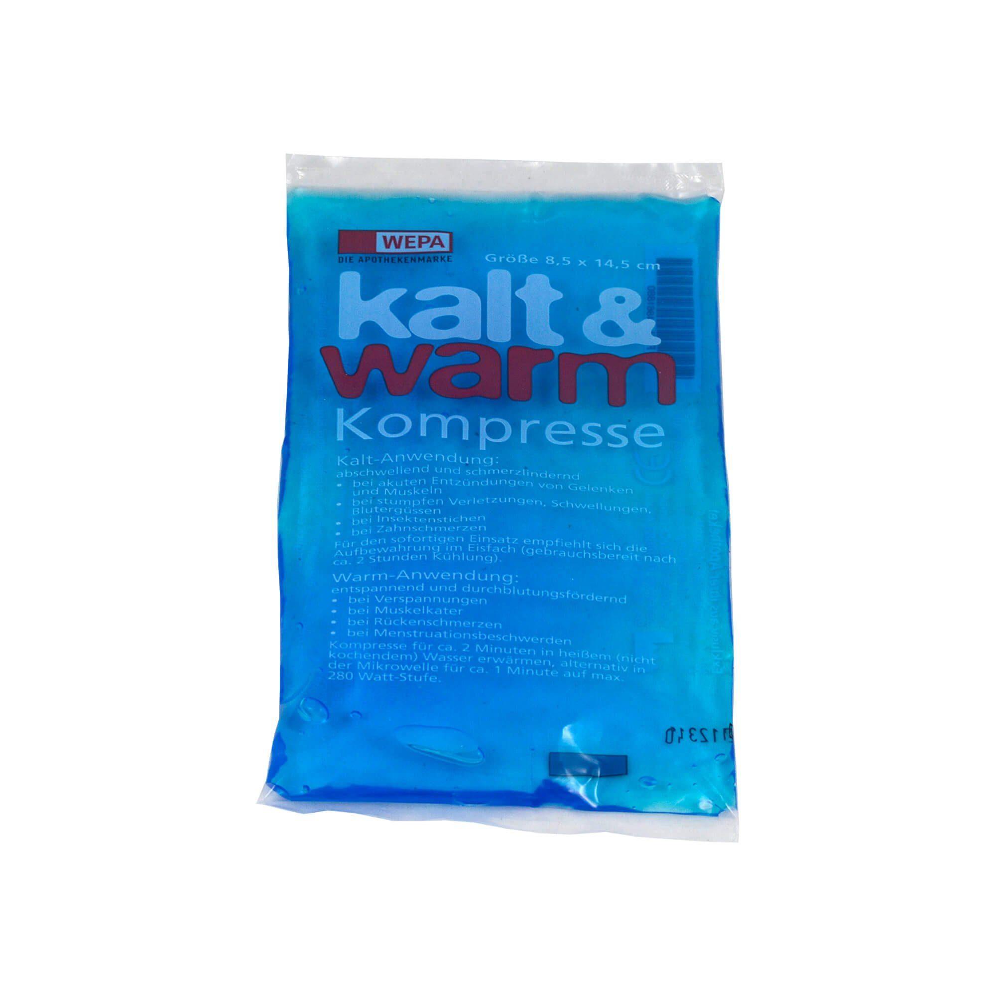 Kalt-warm Kompresse 8,5x14,5cm , 1 St