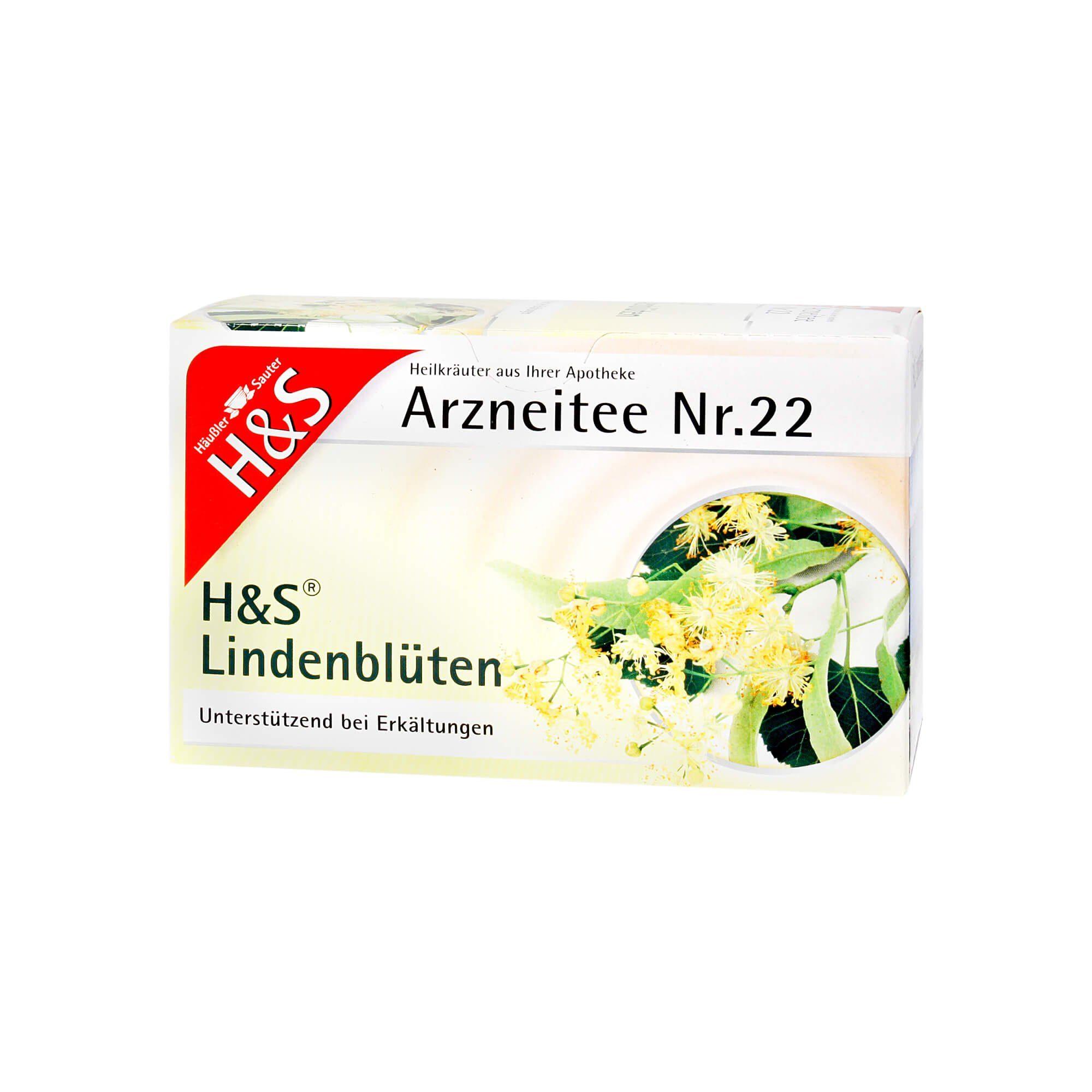 H&S Lindenblüten, 20 St