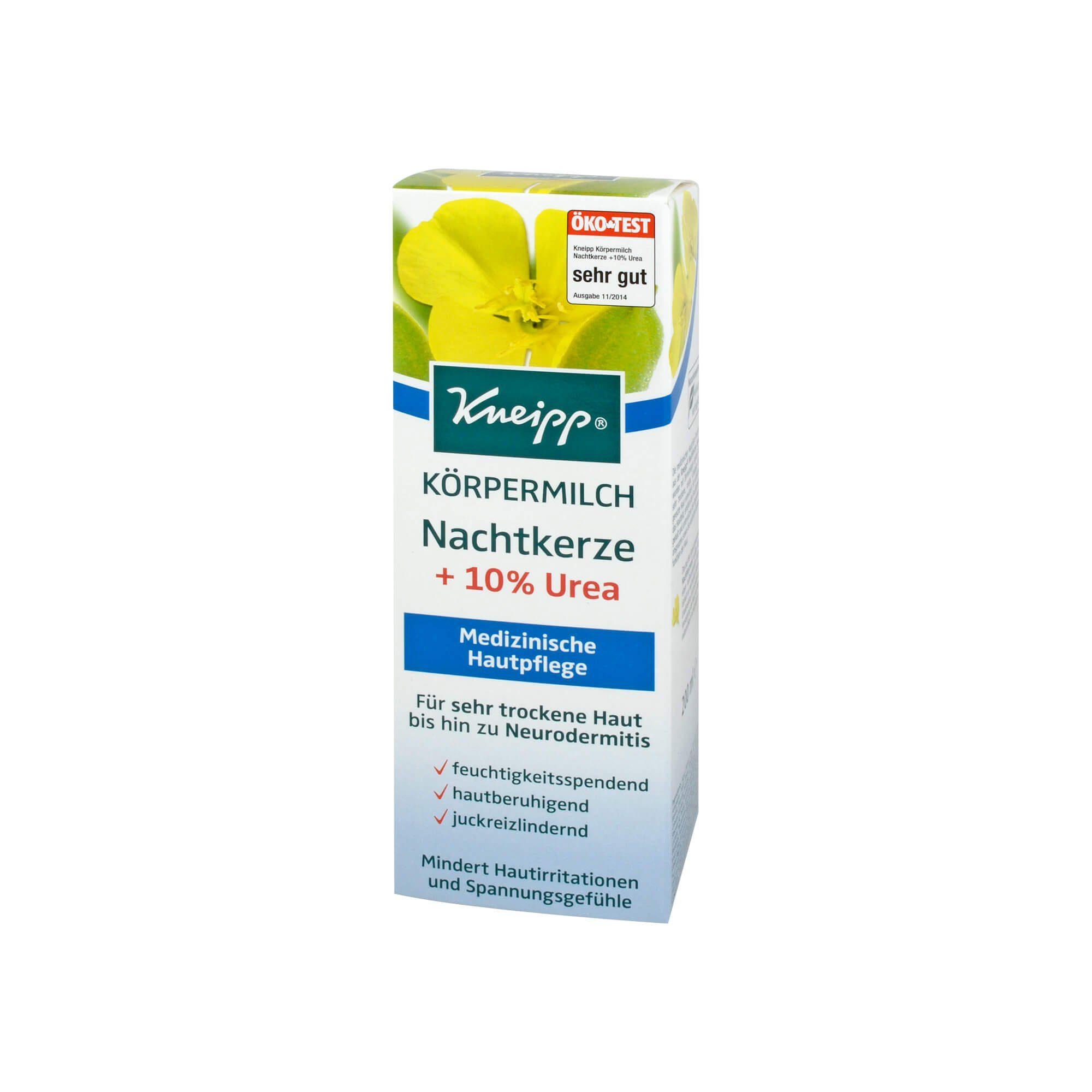Kneipp Körpermilch Nachtkerze + 10 % Urea, 200 ml