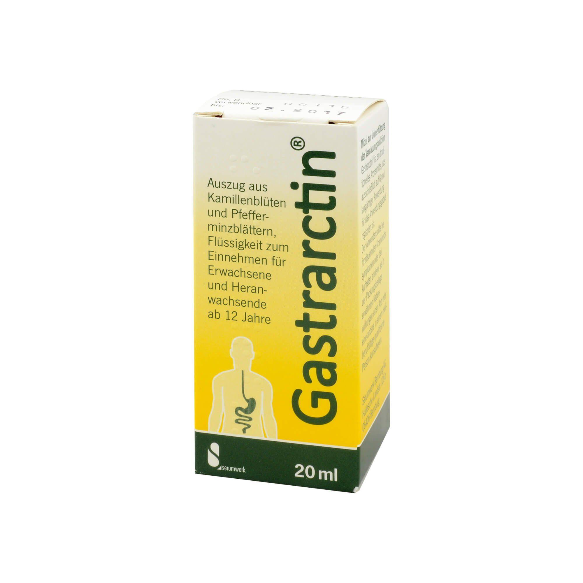 Gastrarctin Flüssigkeit , 20 ml
